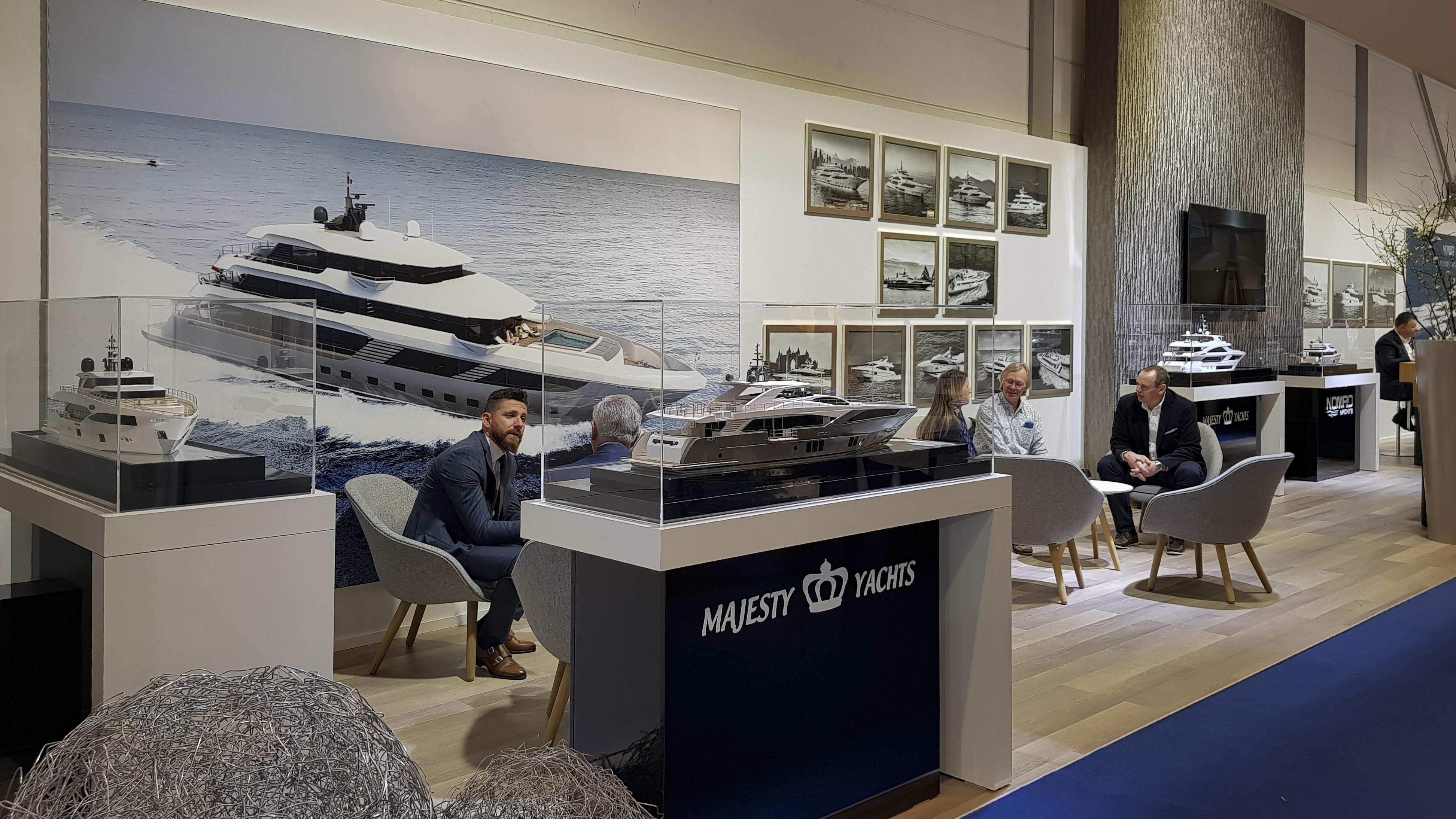 Gulf Craft at Dusseldorf Boat Show 2019 (5)