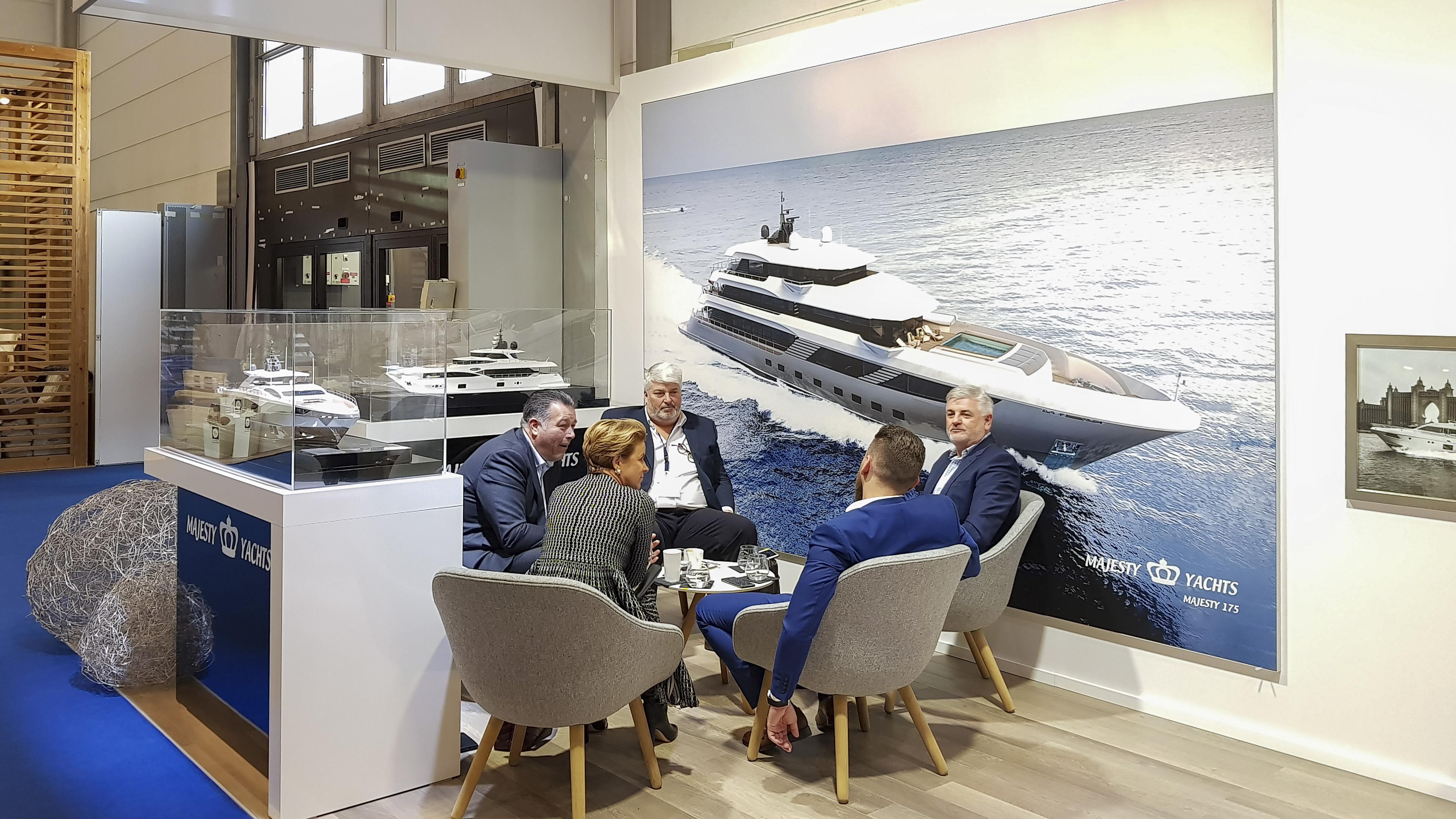 Gulf Craft at Dusseldorf Boat Show 2019 Day 2 (3)