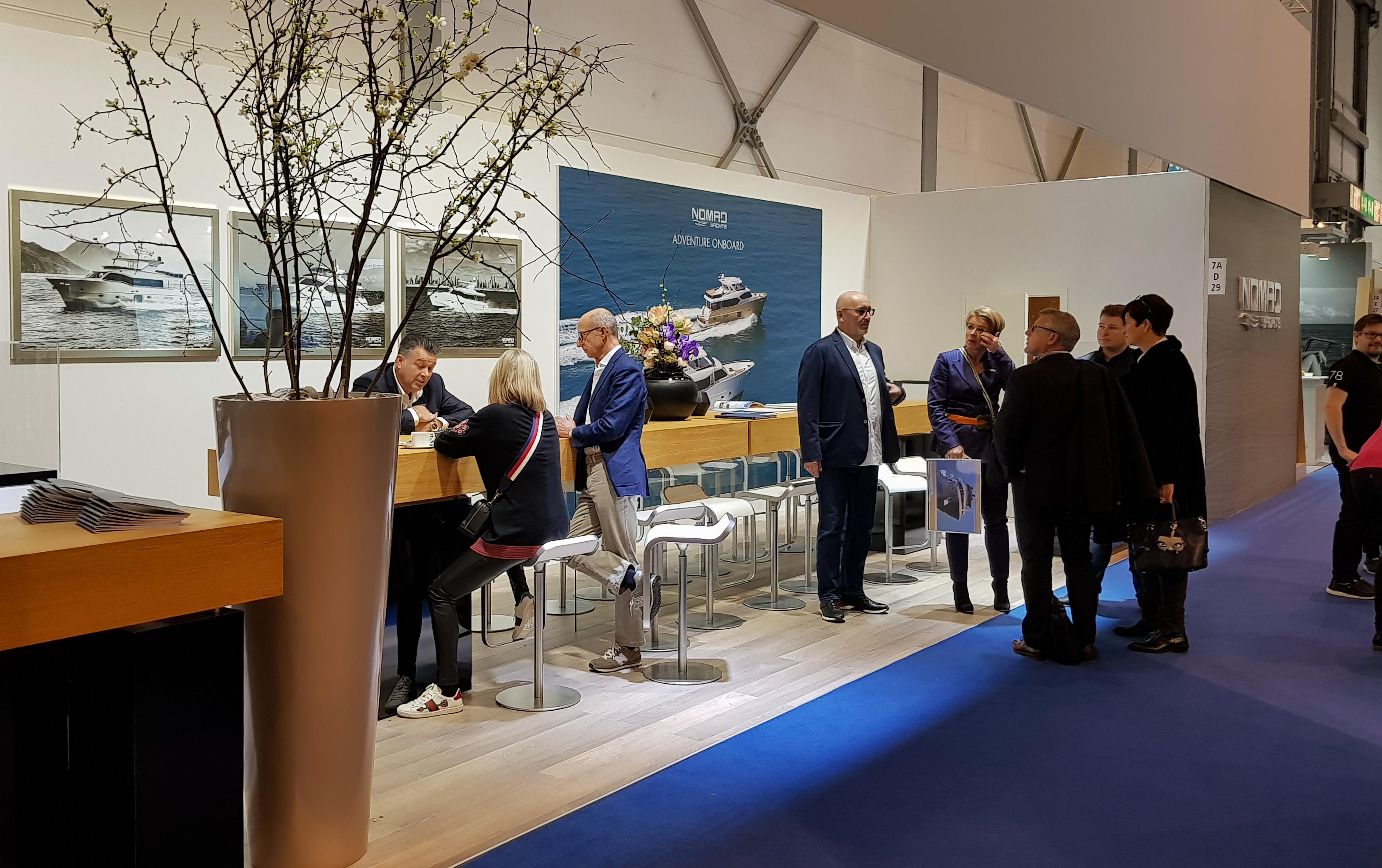 Gulf-Craft-at-Dusseldorf-Boat-Show-2019-(2)