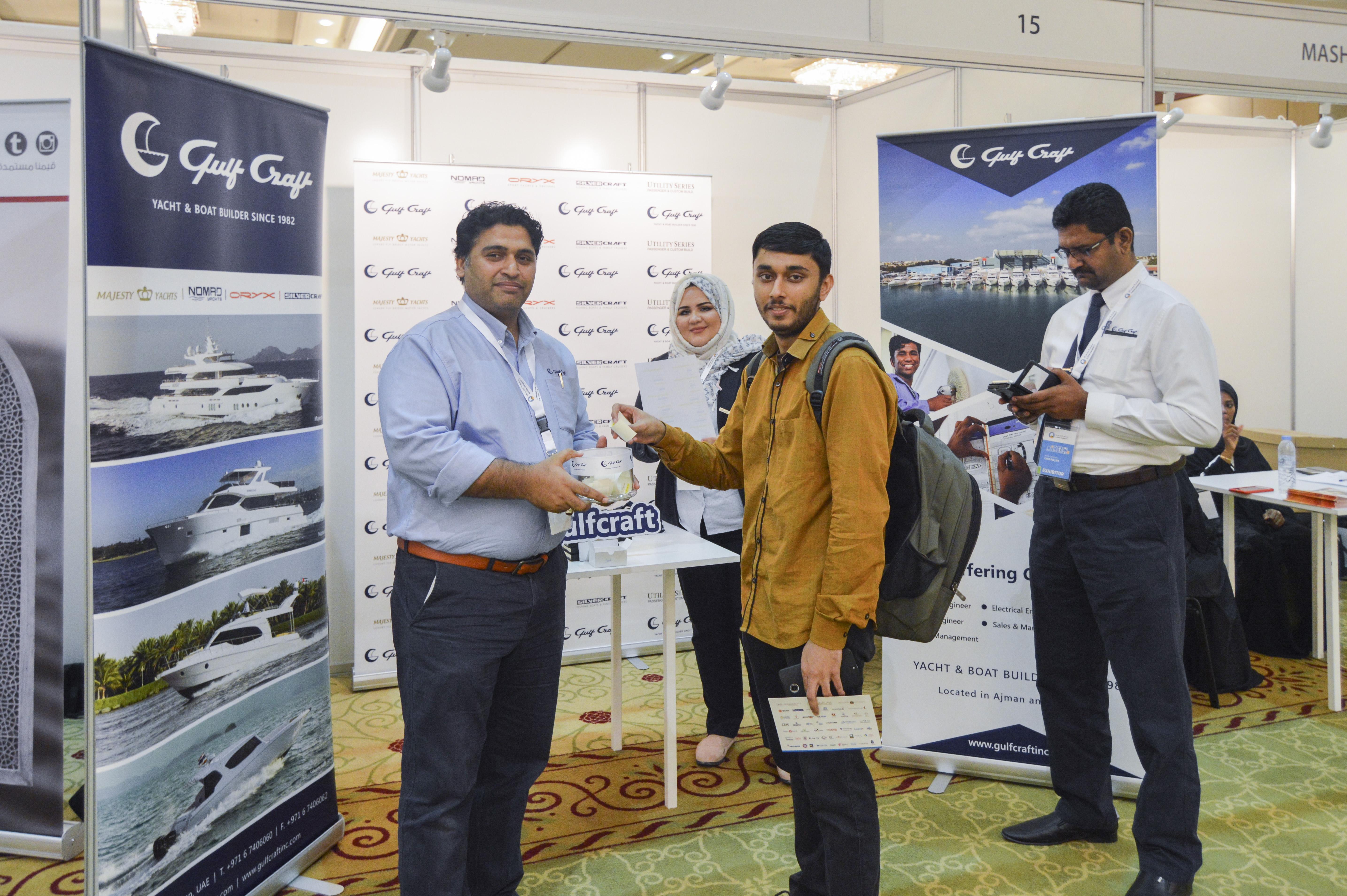 Gulf Craft at Ajman University Job Fair 2018 (10).jpg