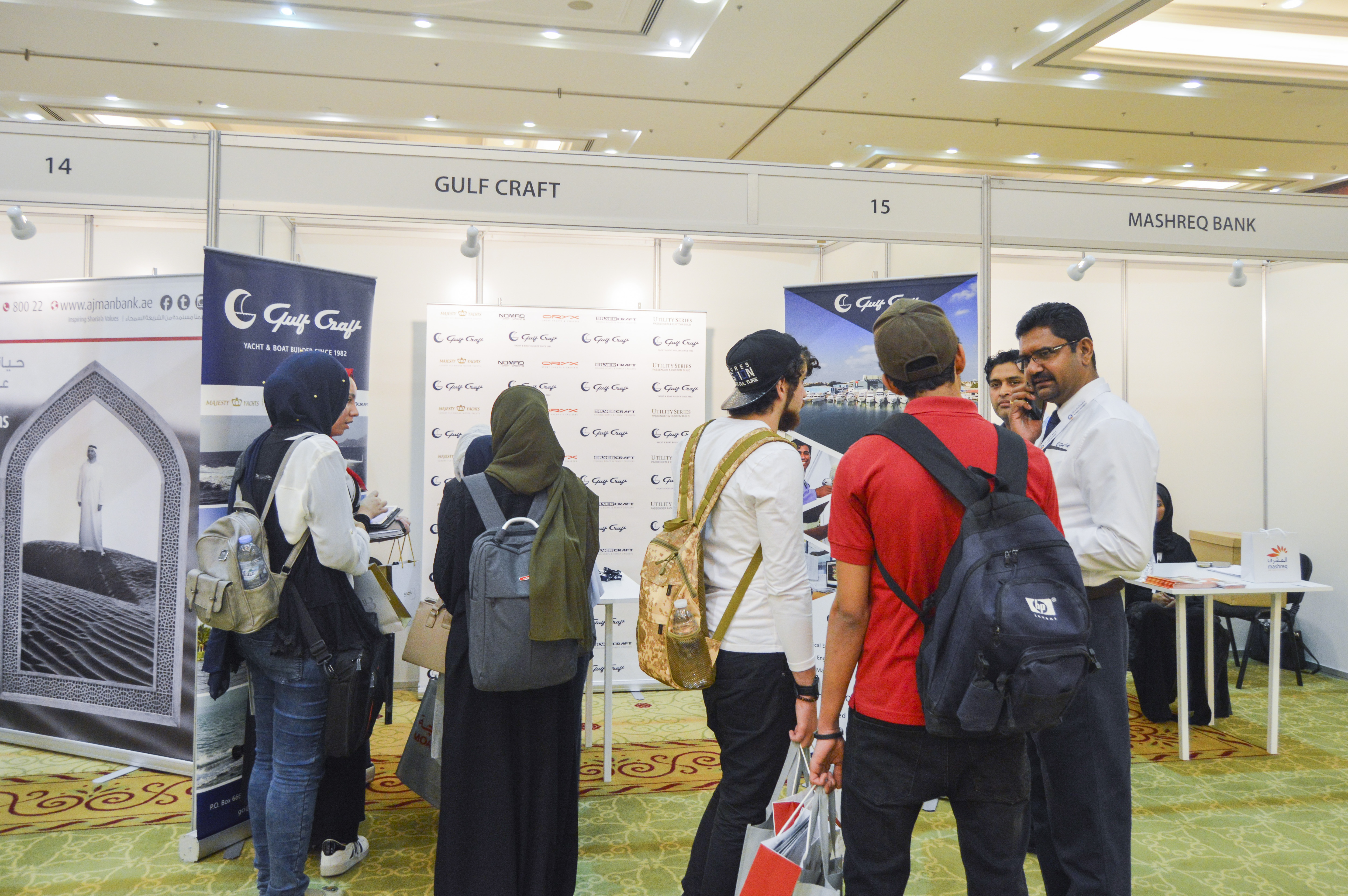 Gulf Craft at Ajman University Job Fair 2018 (12).jpg