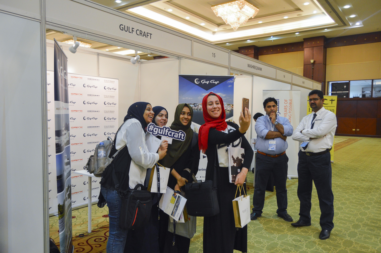 Gulf Craft at Ajman University Job Fair 2018 (14).jpg