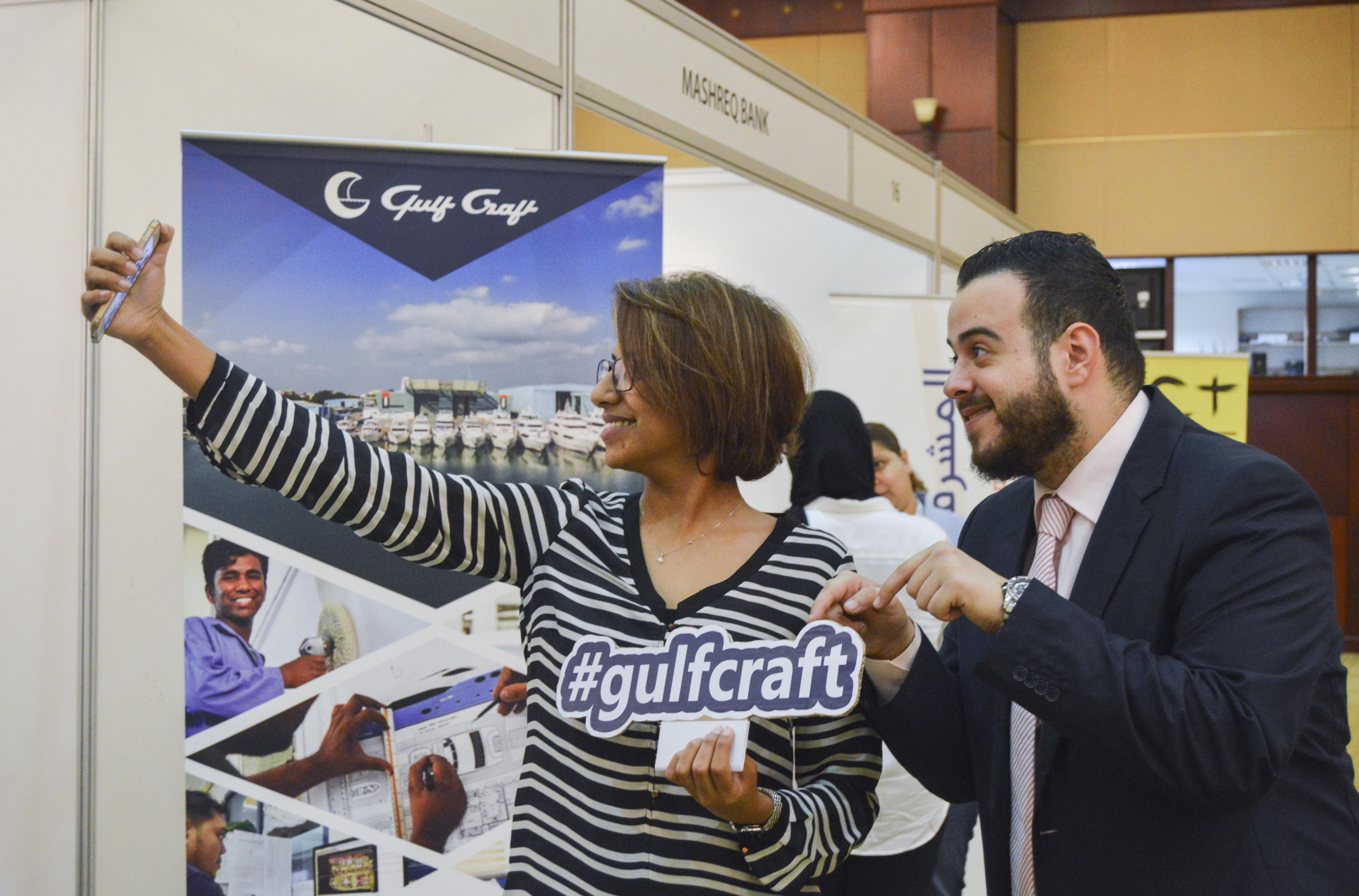 Gulf Craft at Ajman University Job Fair 2018 (21).jpg
