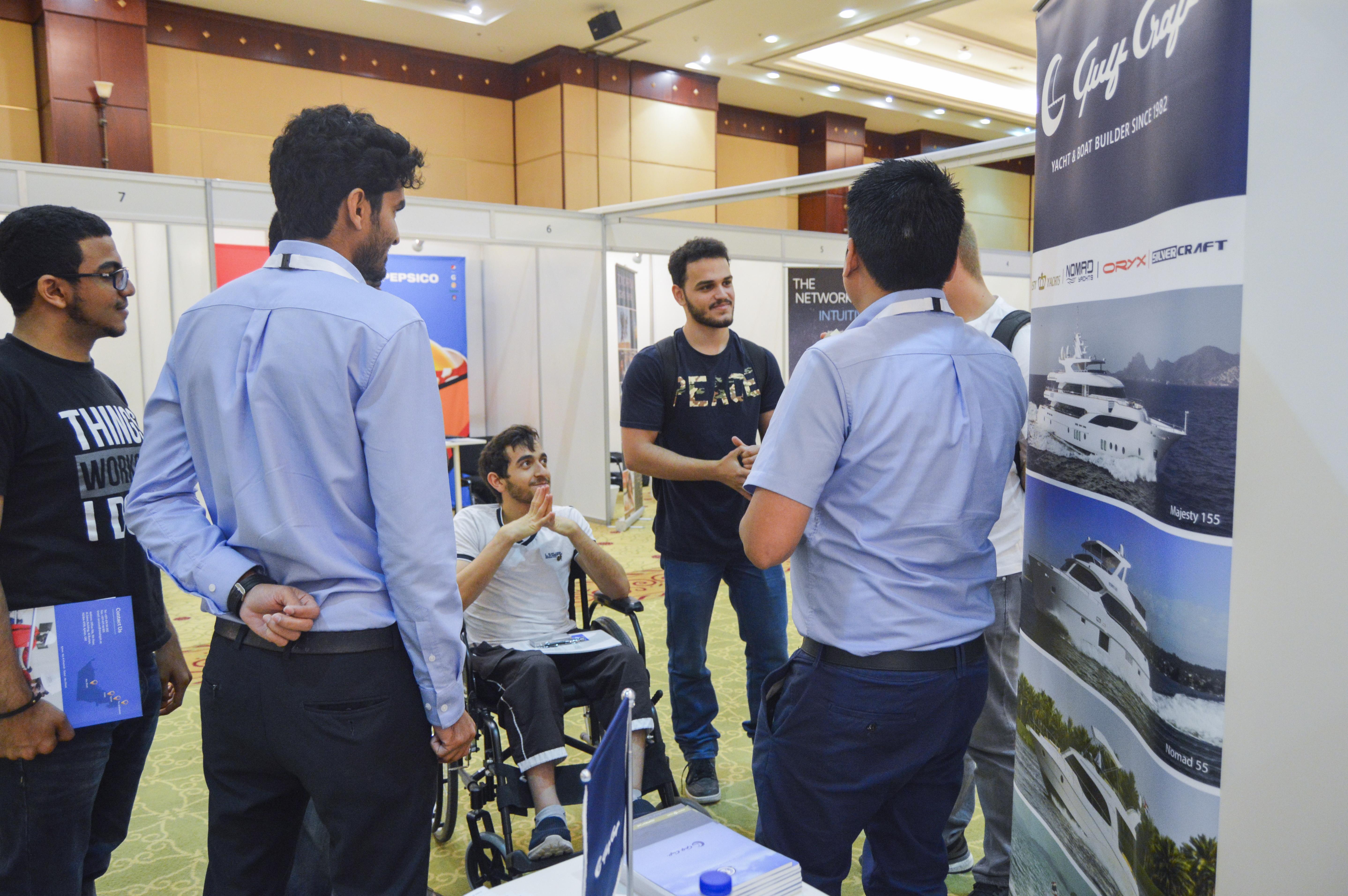Gulf Craft at Ajman University Job Fair 2018 (22).jpg