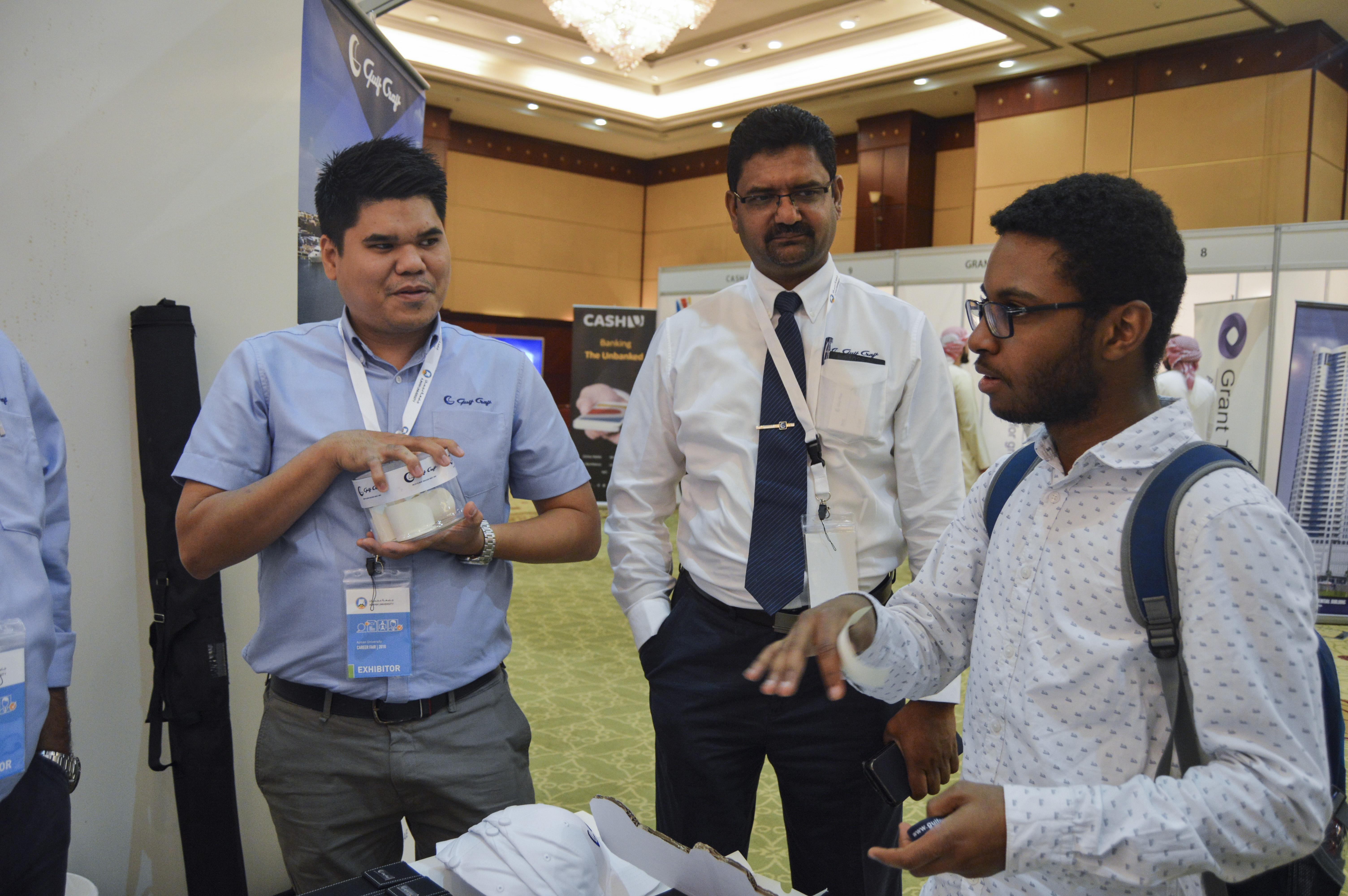 Gulf Craft at Ajman University Job Fair 2018 (6).jpg