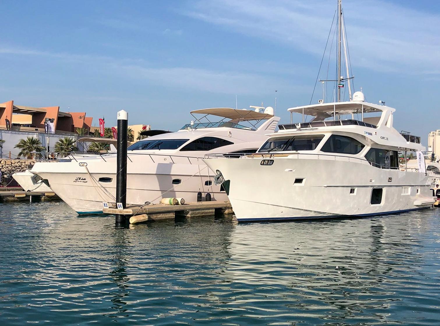 Gulf Craft at Kuwait Yacht Show 2018 (8).jpg