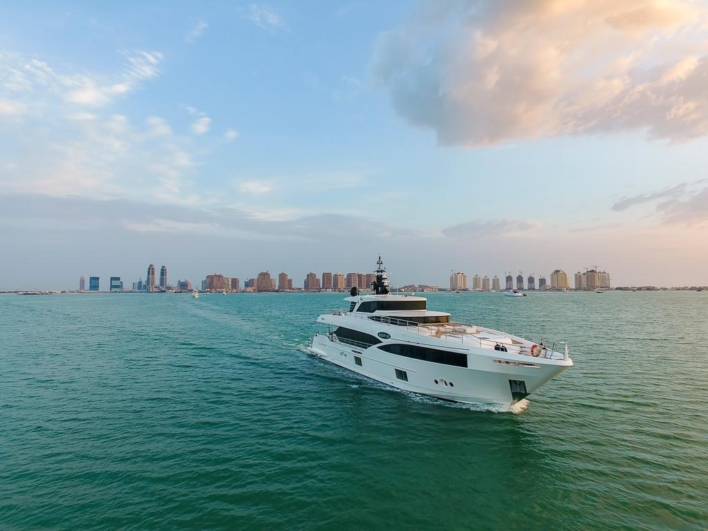 Majesty 100 in Qatar (1)