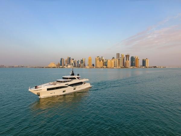 Majesty 100 in Qatar (2)