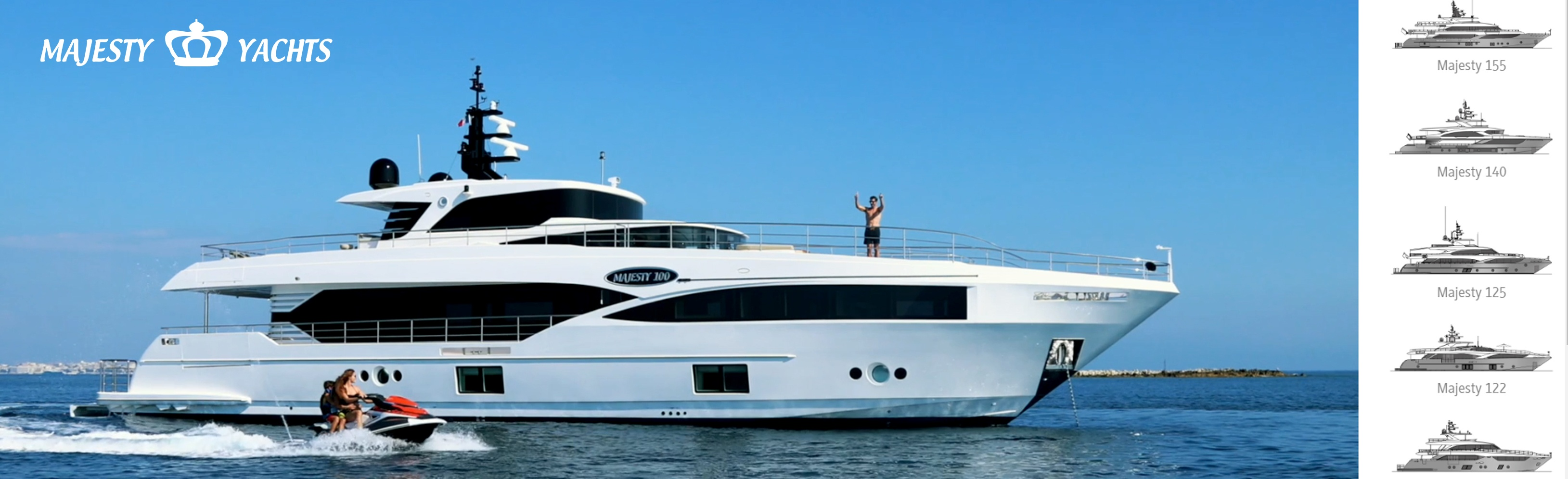 Majesty-Yachts-website