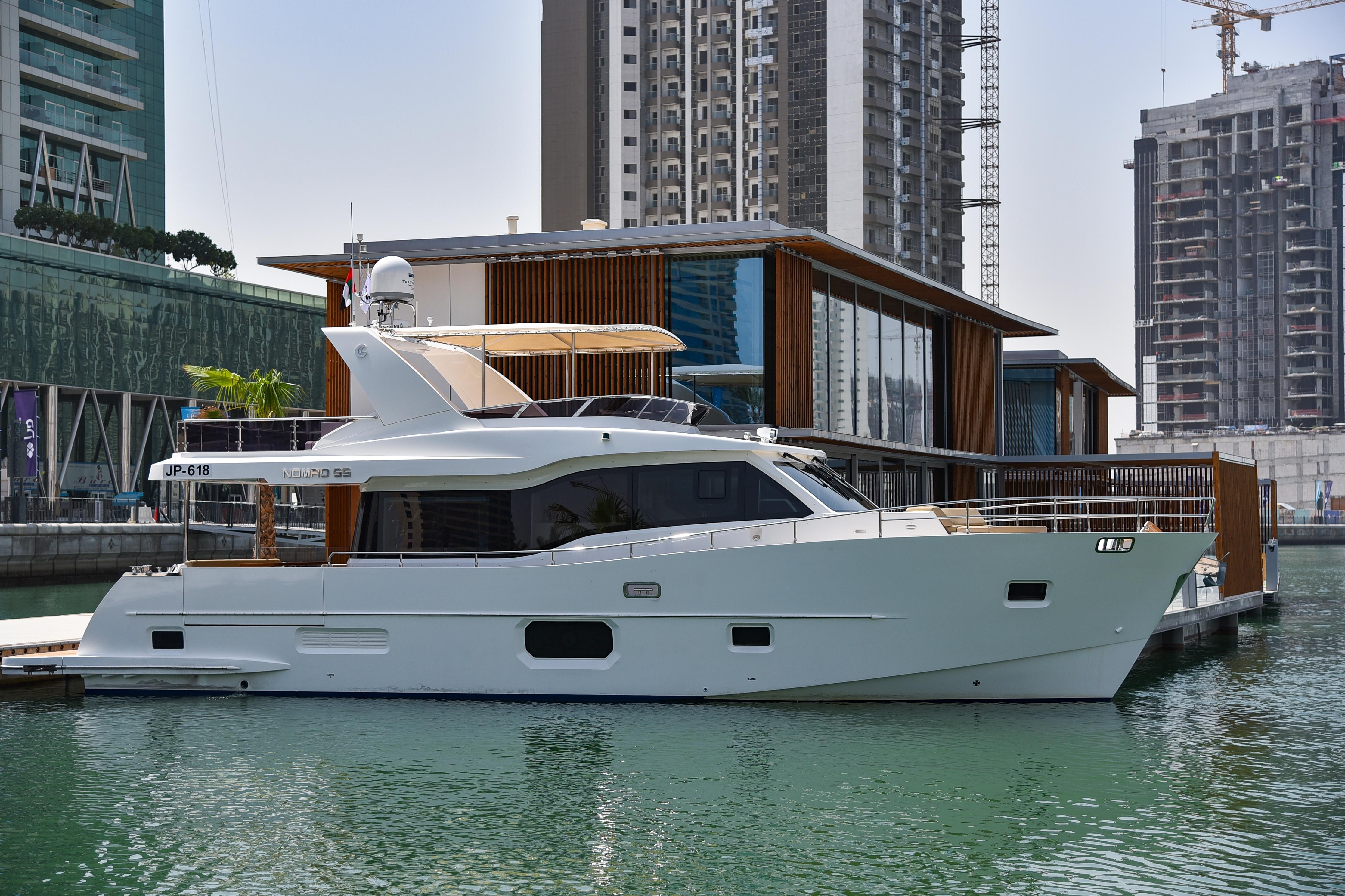 Gulf Craft's Nomad 65, Marasi Business Bay