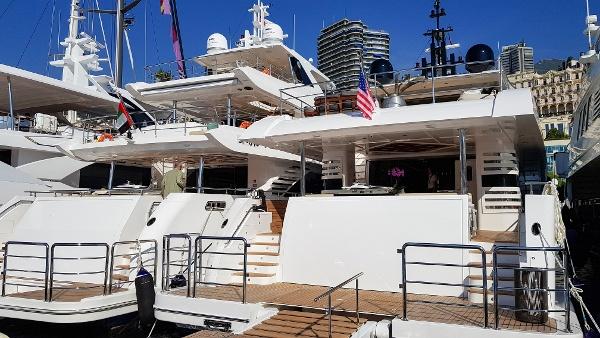 Gulf Craft at Monaco Yacht Show 2017 Day 1 (1).jpg