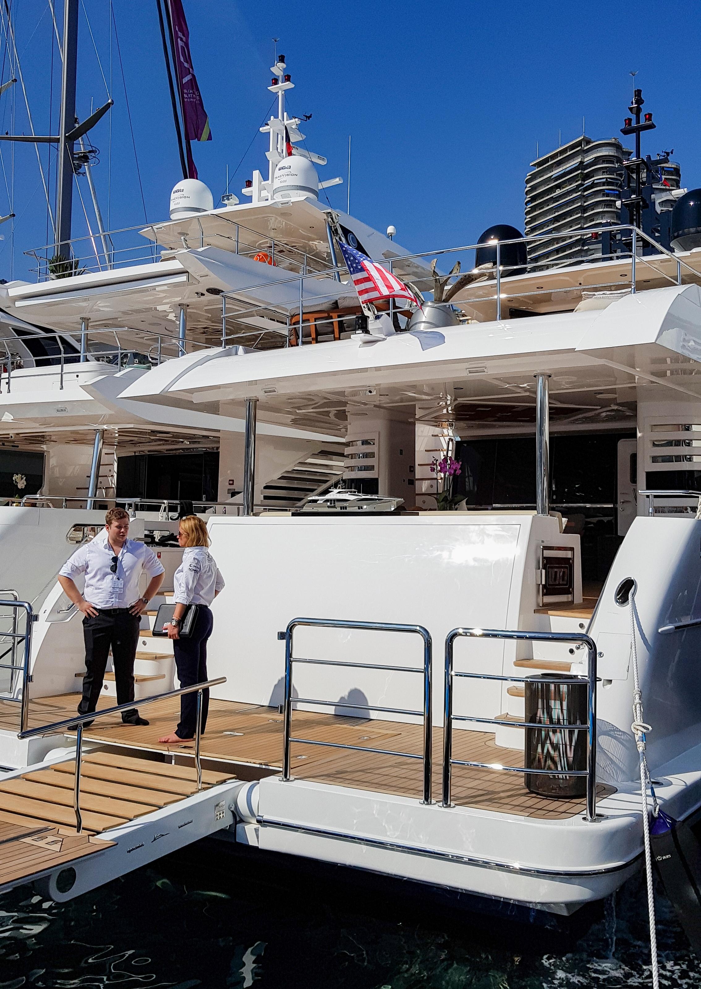Gulf Craft at Monaco Yacht Show 2017 Day 1 (8).jpg