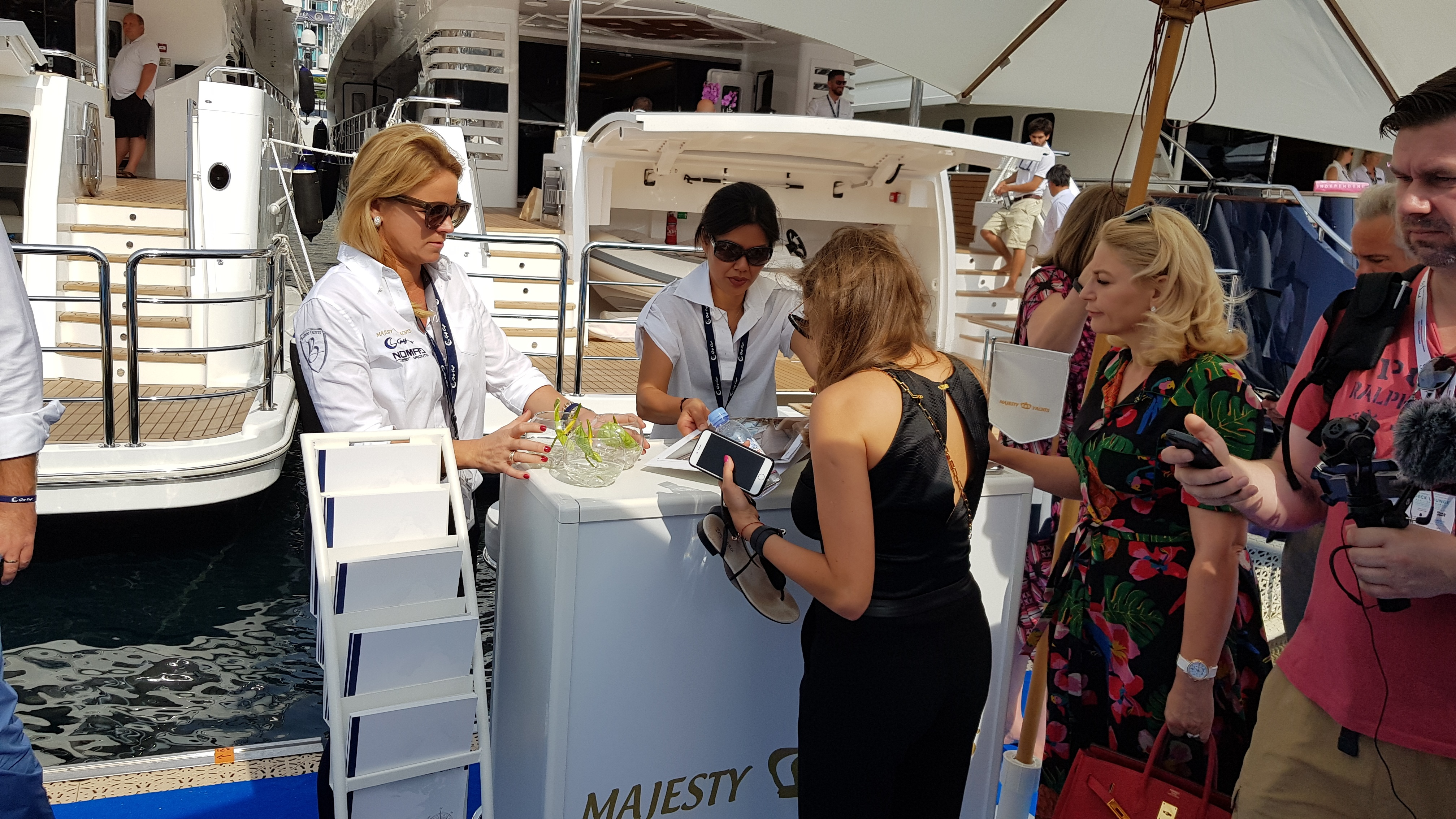 Gulf Craft at the Monaco Yacht Show- Day 3 (2).jpg