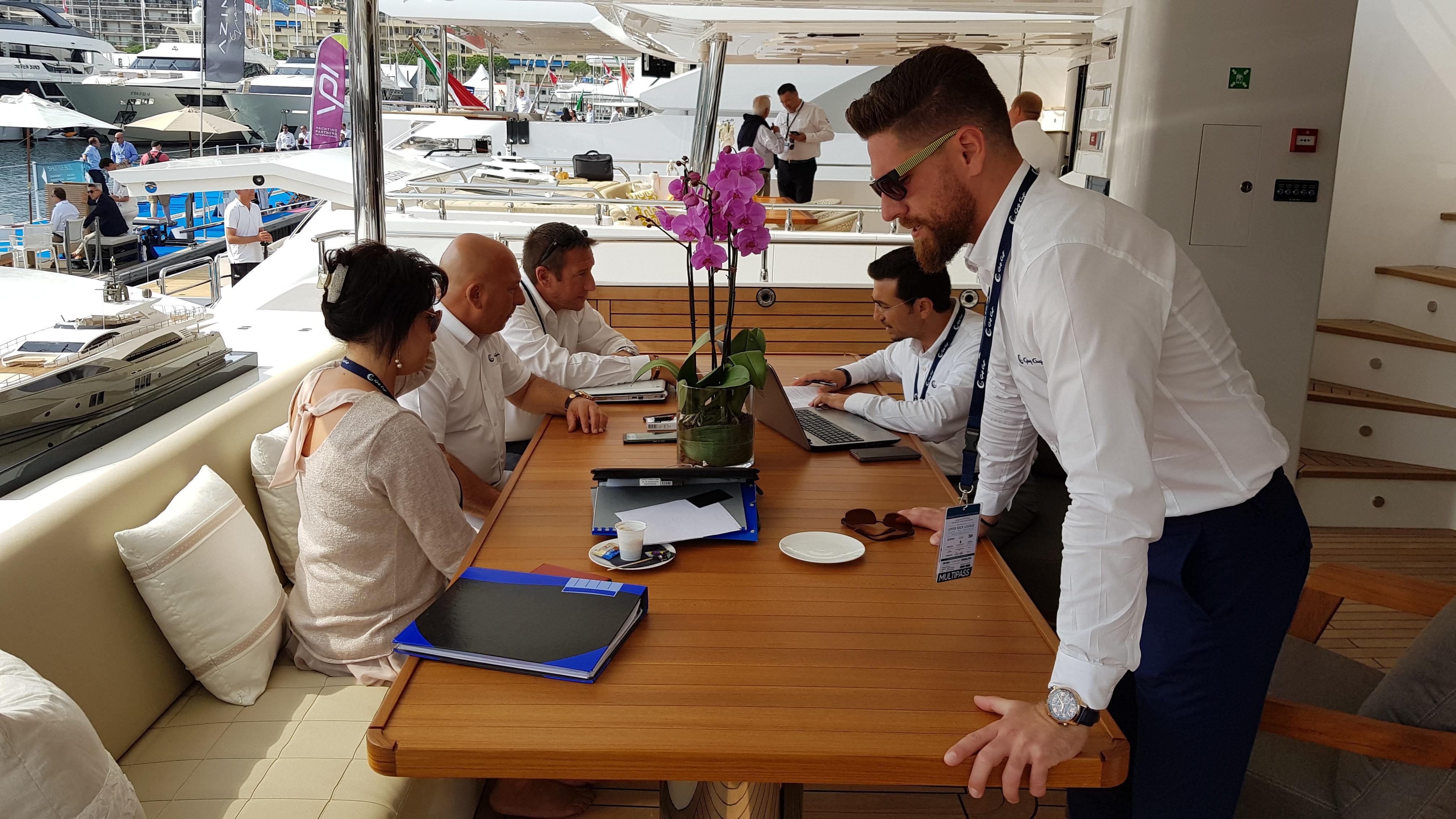 Gulf Craft at the Monaco Yacht Show- Day 3 (4).jpg