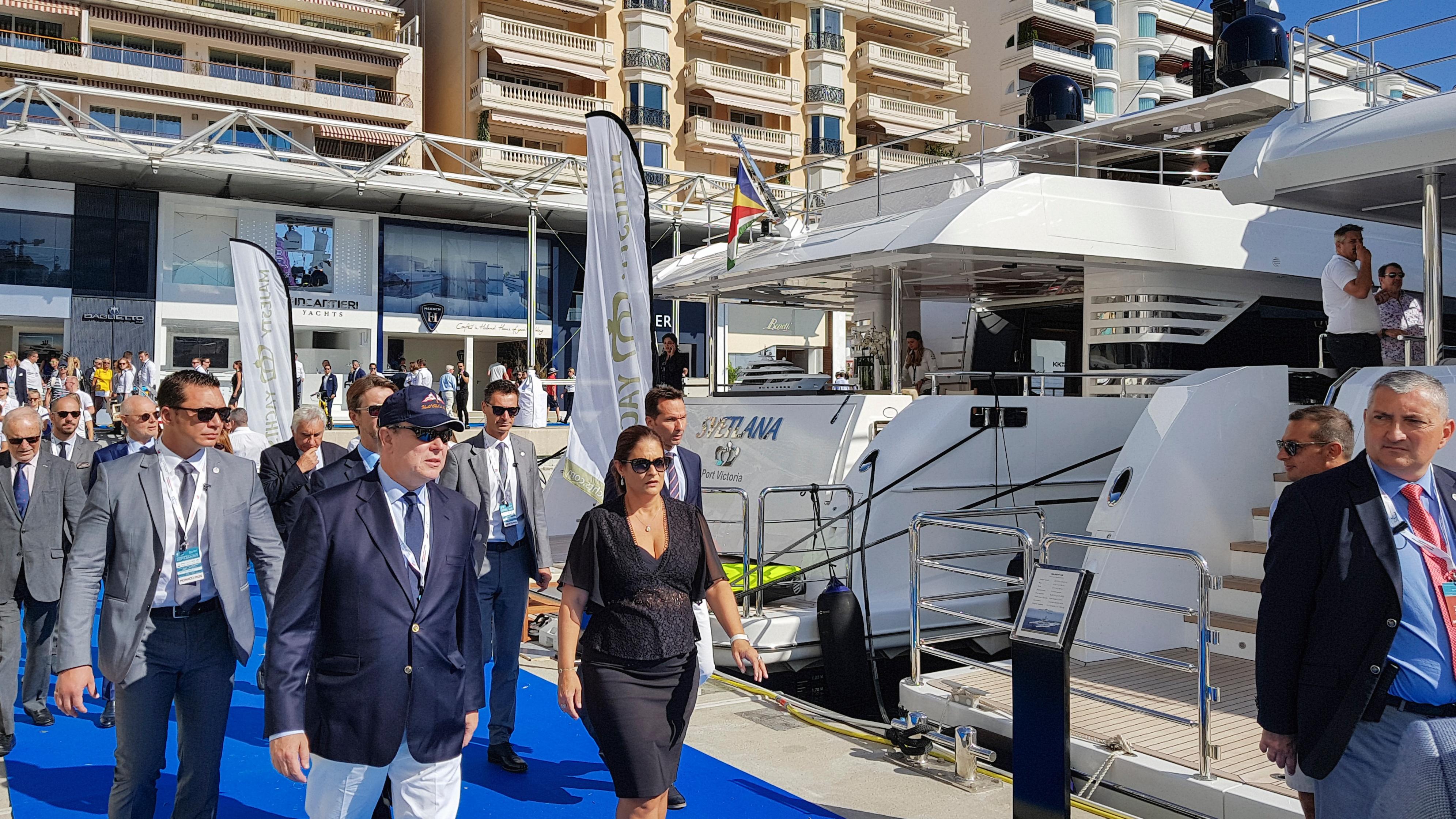 Gulf Craft at Monaco Yacht Show 2018 Day 1 (10).jpg
