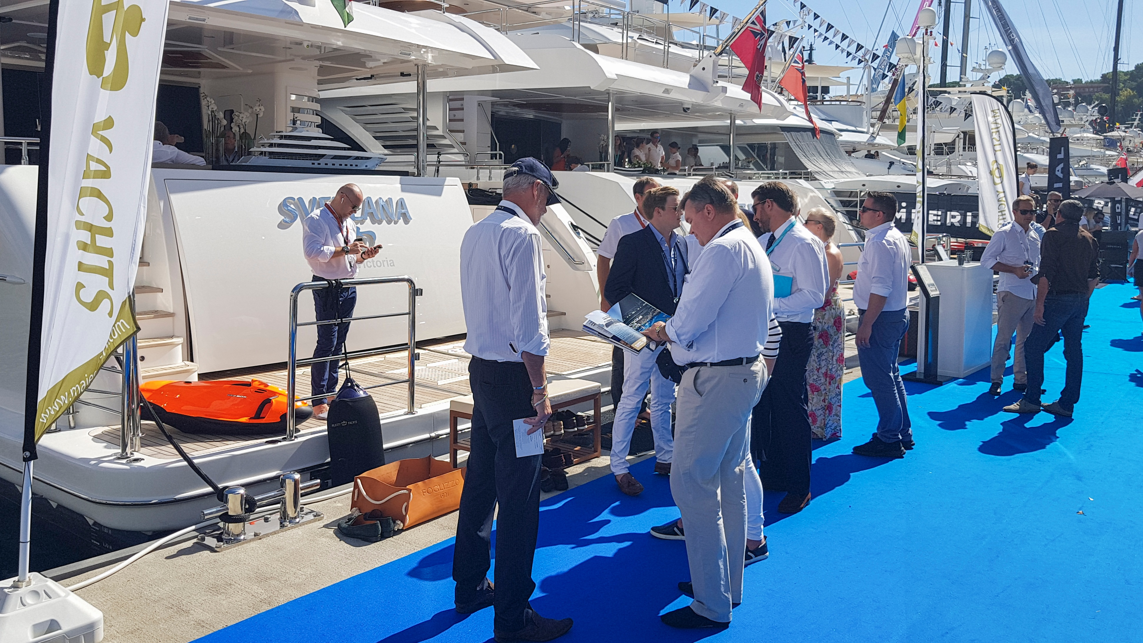 Gulf Craft at Monaco Yacht Show 2018 Day 1 (12).jpg
