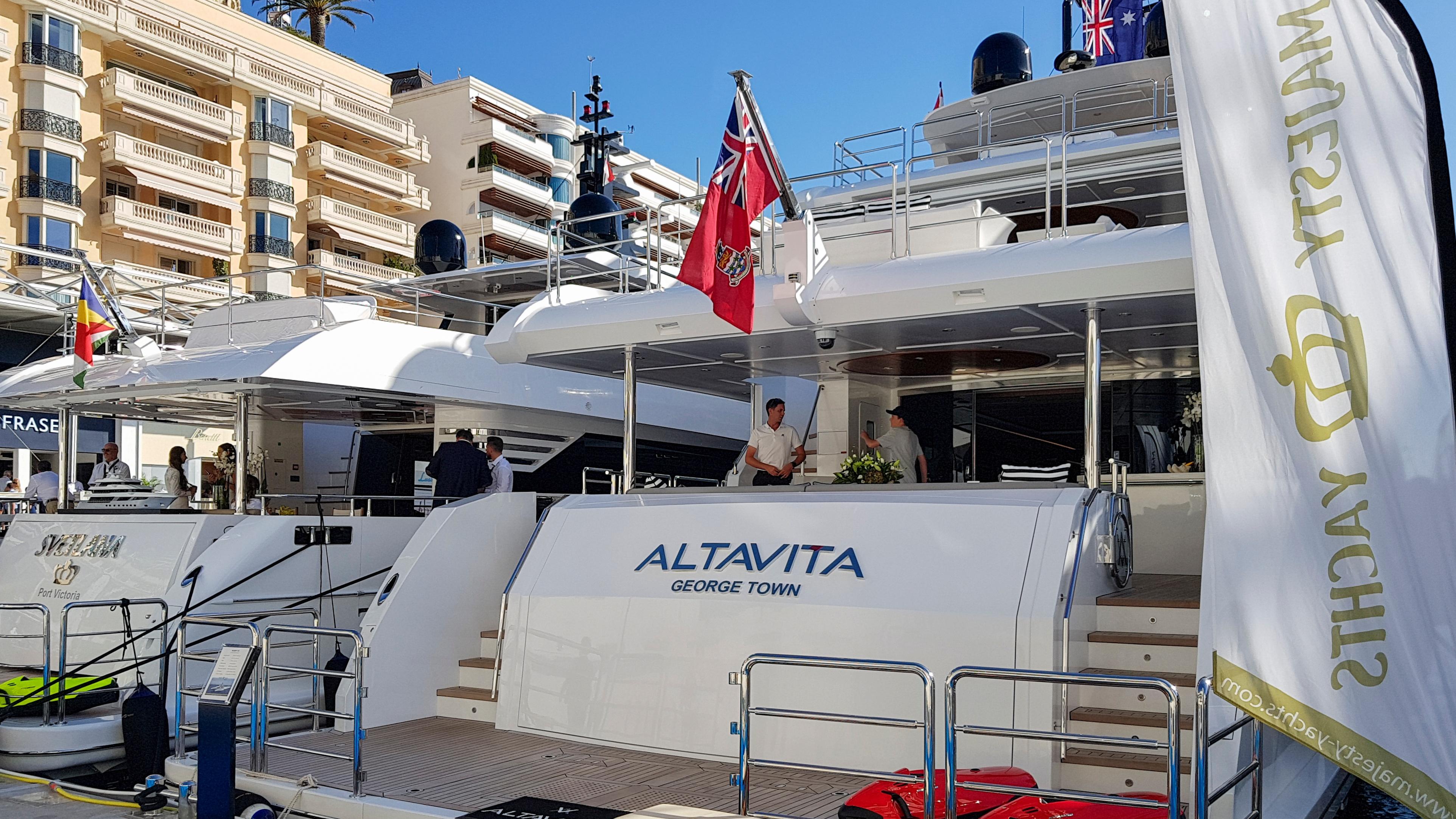 Gulf Craft at Monaco Yacht Show 2018 Day 1 (3).jpg