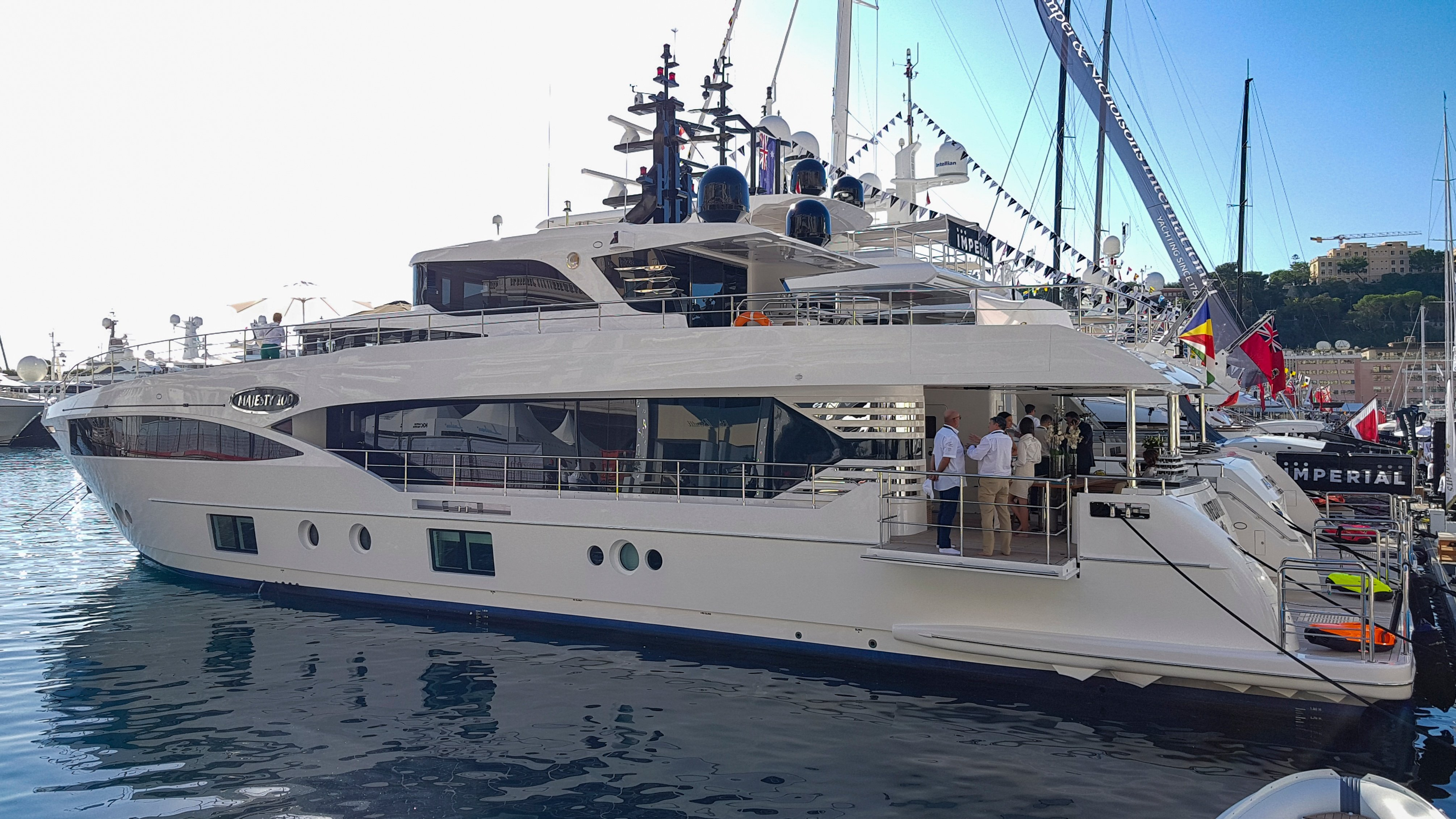 Gulf Craft at Monaco Yacht Show 2018 Day 1 (5).jpg