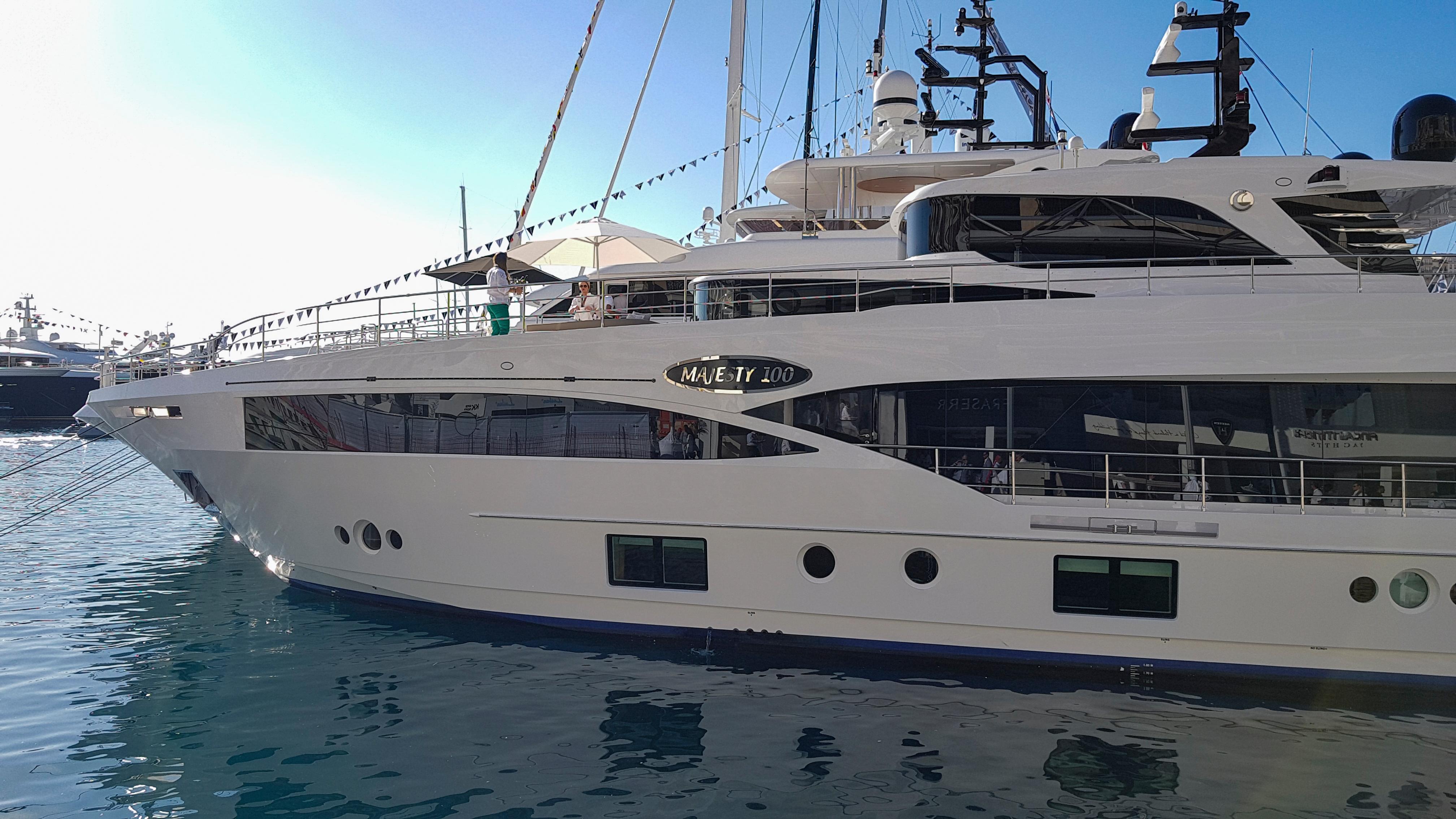 Gulf Craft at Monaco Yacht Show 2018 Day 1 (7).jpg
