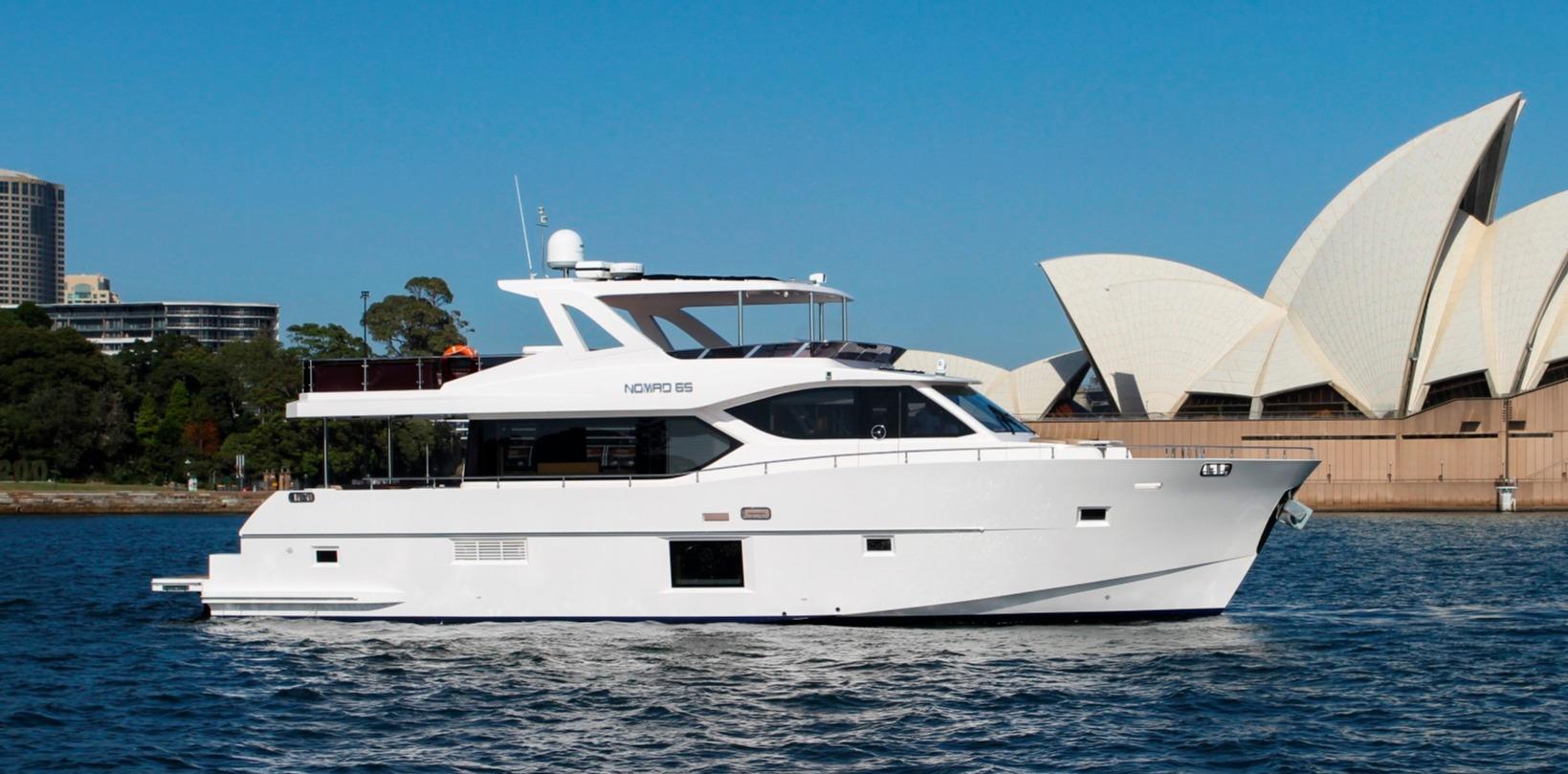 Nomad 65 at Sydney, Australia 002
