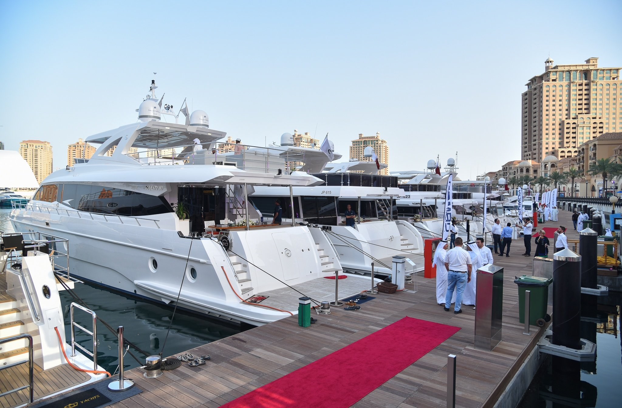 Gulf Craft in Qatar Exclusive Preview 2017 day 2 (20).jpg