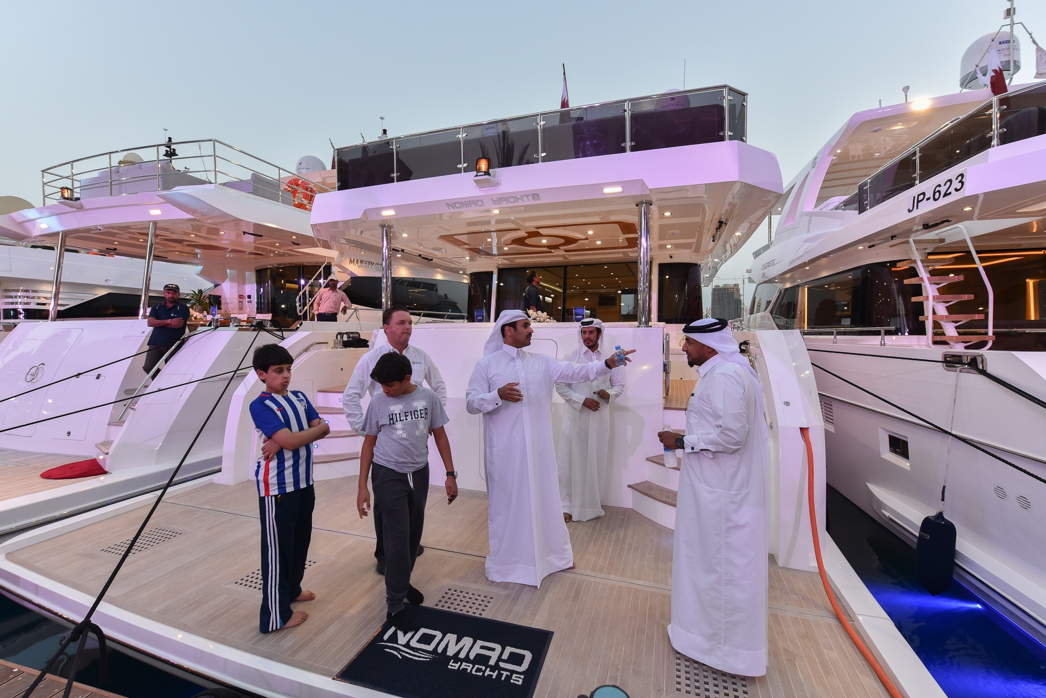 Gulf Craft in Qatar Exclusive Preview 2017 day 2 (31).jpg