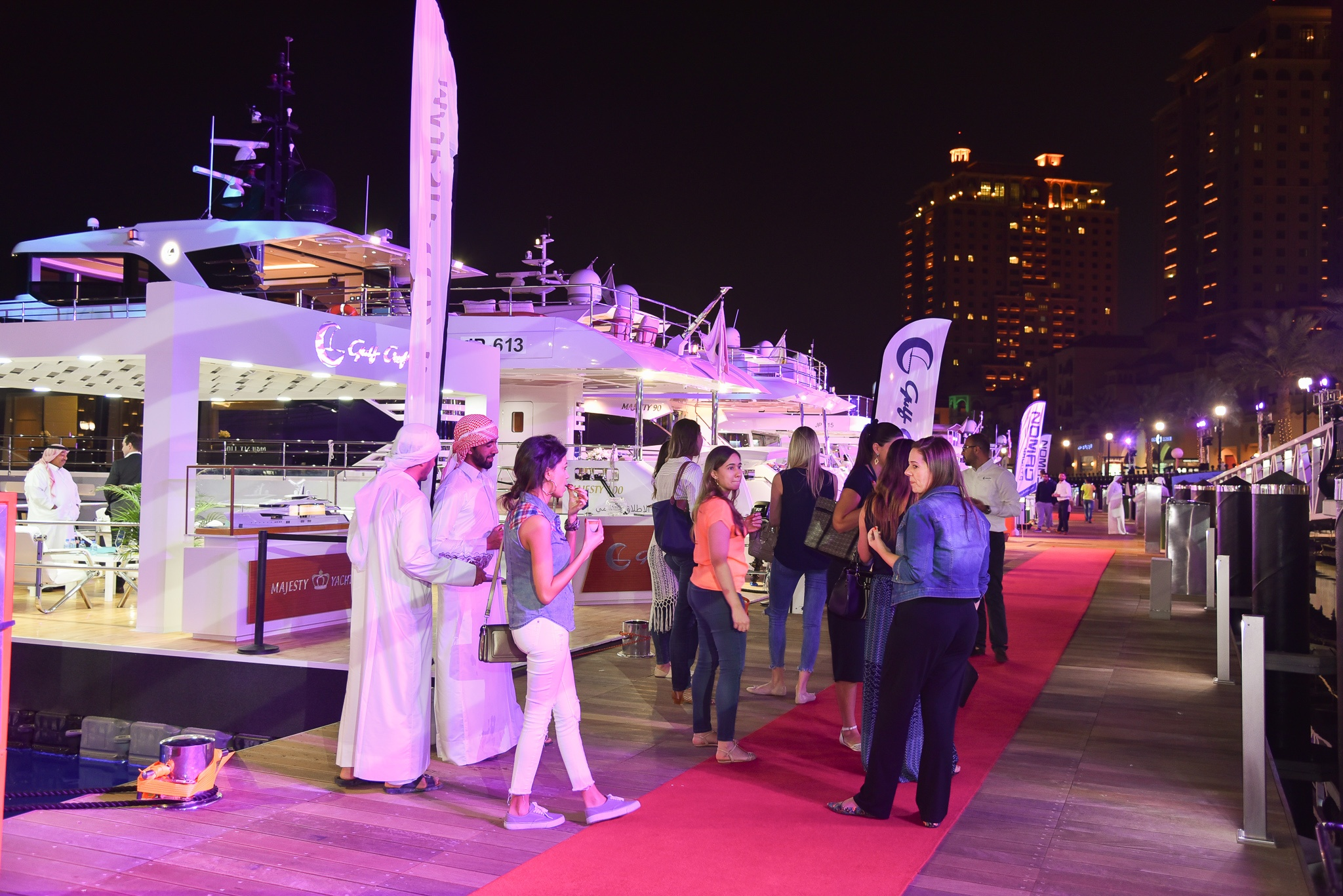 Gulf Craft in Qatar Exclusive Preview 2017 day 2 (38).jpg
