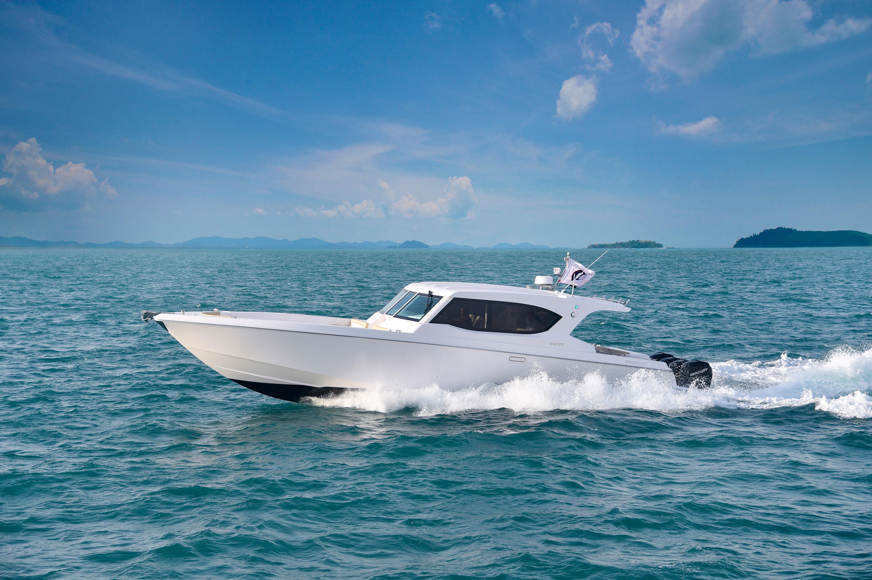 Silvercraft 48 HT profile