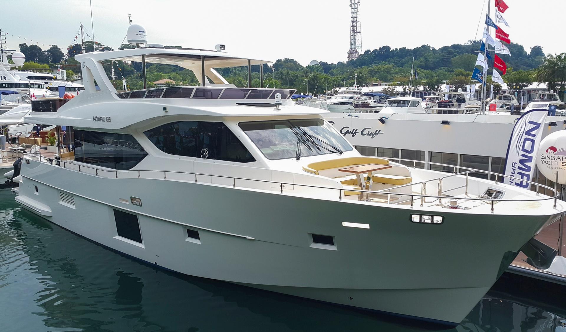 Gulf Craft at Singapore Yacht Show (2).jpg