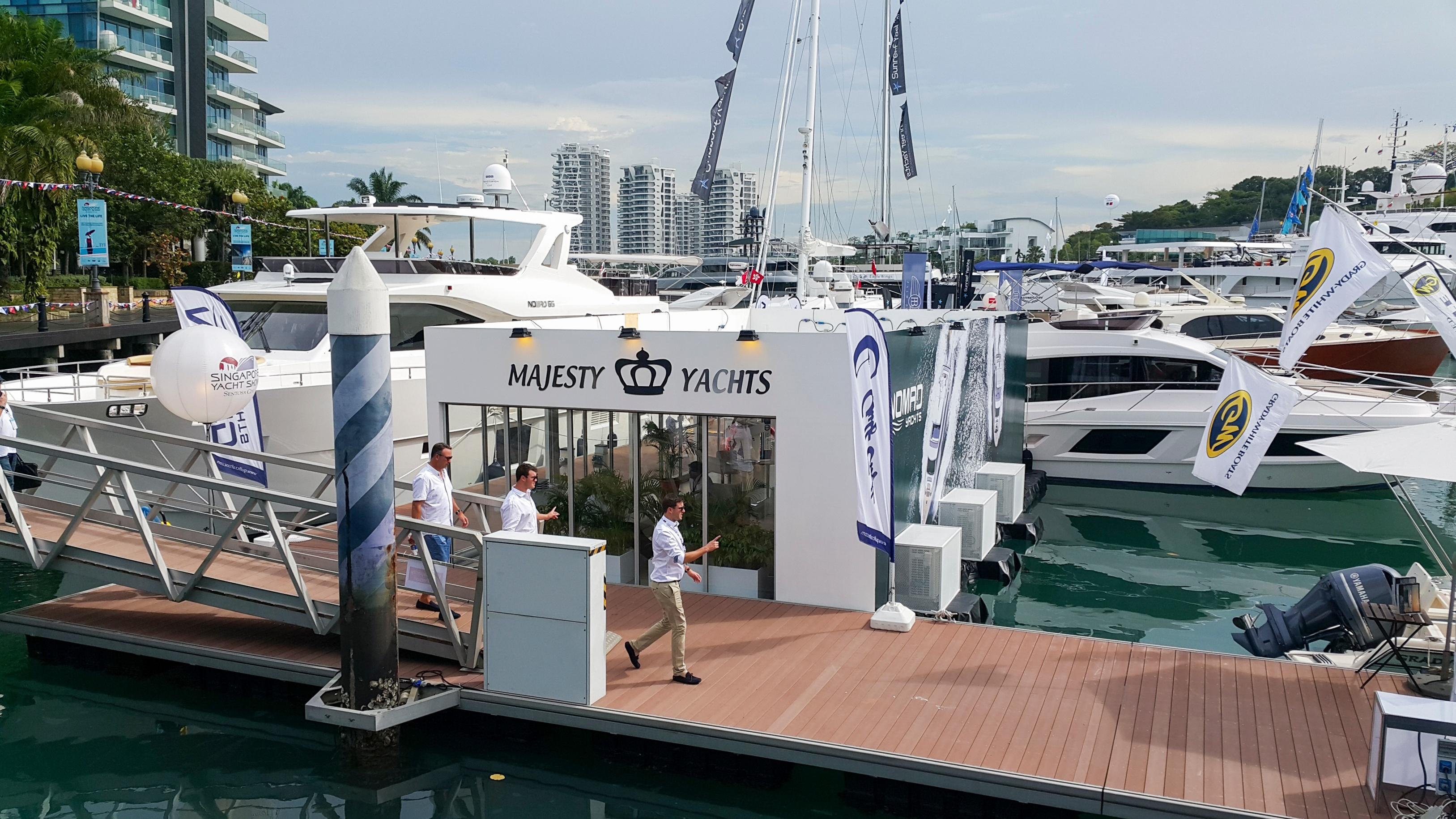 Gulf Craft at Singapore Yacht Show Day 1 (3).jpg