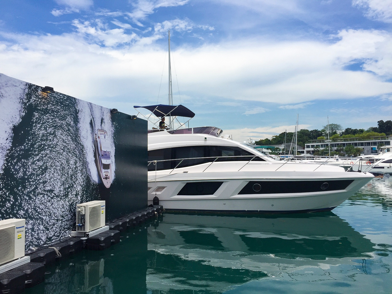 Gulf Craft yachts at Singapore Yacht Show (1).jpg