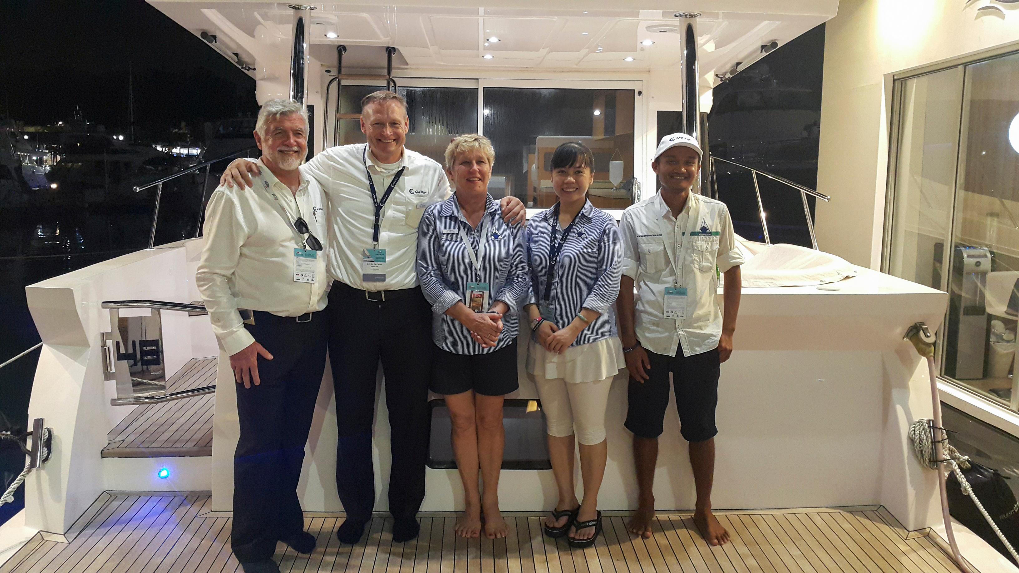 Gulf Craft at Singapore Yacht Show Day 4 (3).jpg