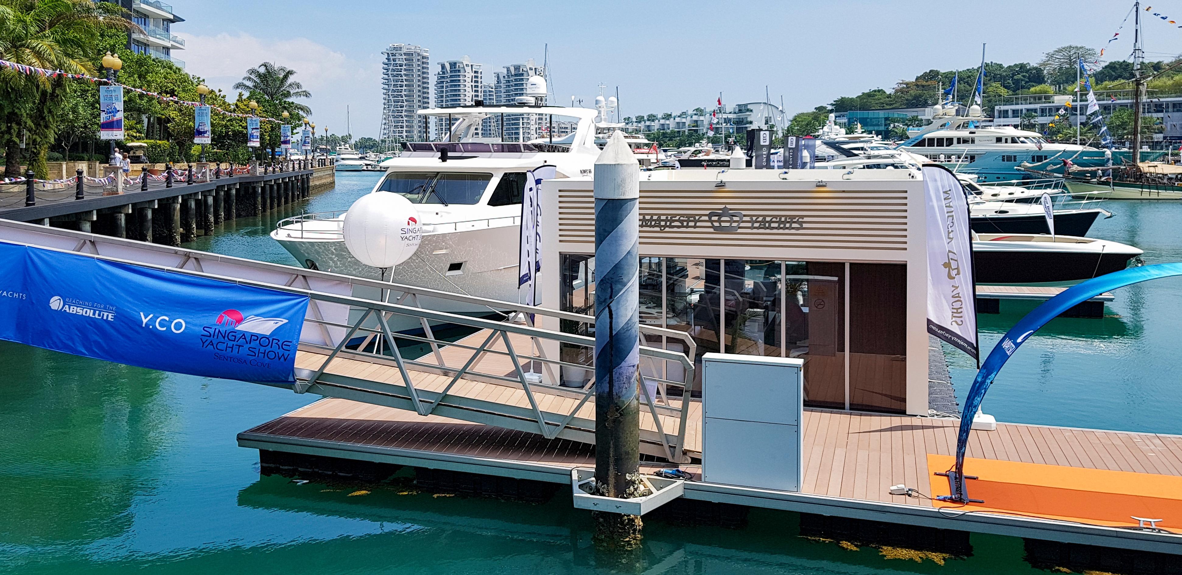 Gulf Craft at Singapore Yacht Show 2018 Day 1 (1).jpg