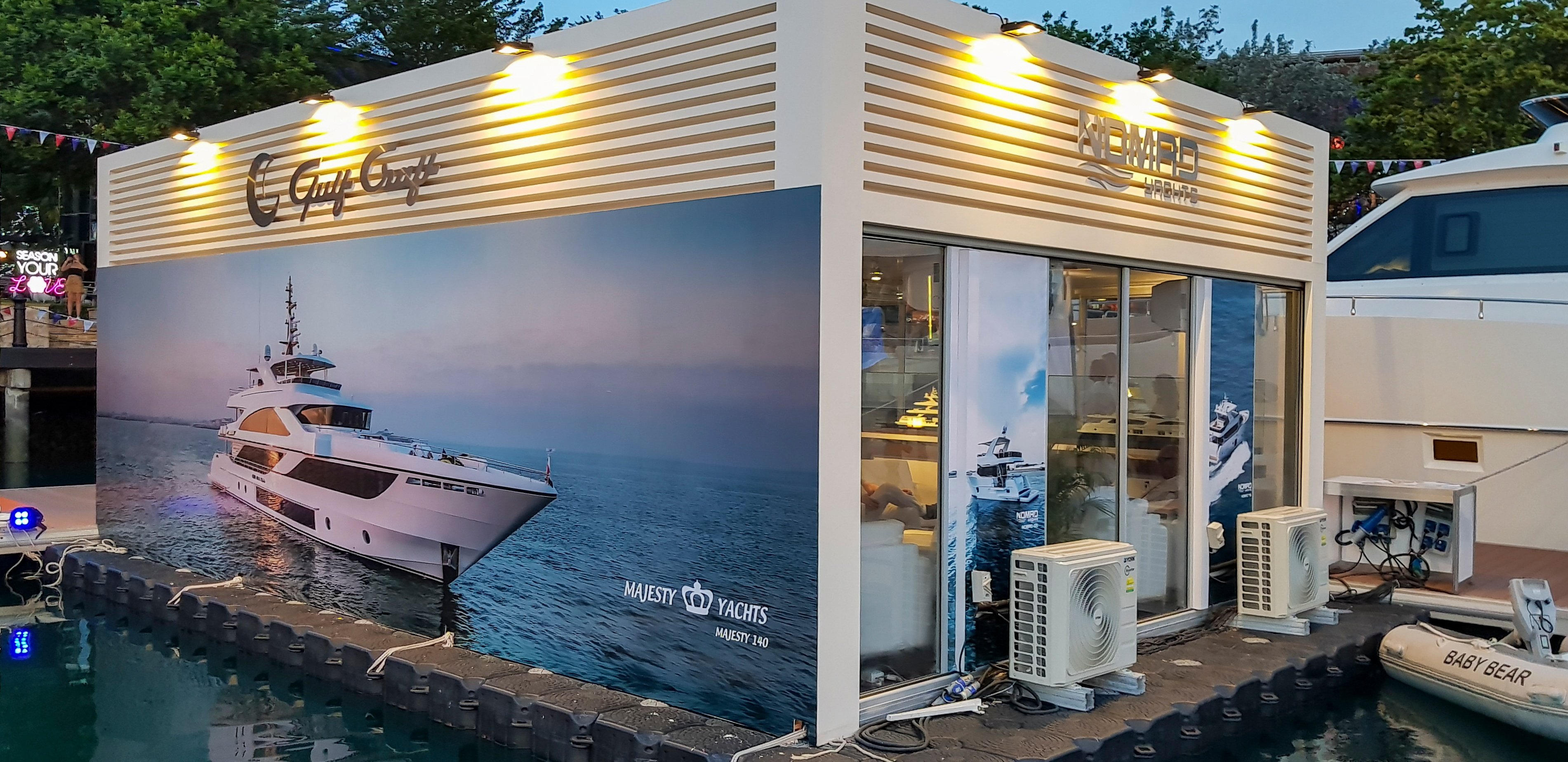 Gulf Craft at Singapore Yacht Show 2018 Day 1 (13).jpg