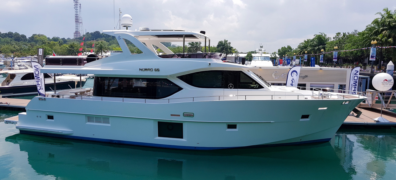 Gulf Craft at Singapore Yacht Show 2018 Day 1 (3).jpg