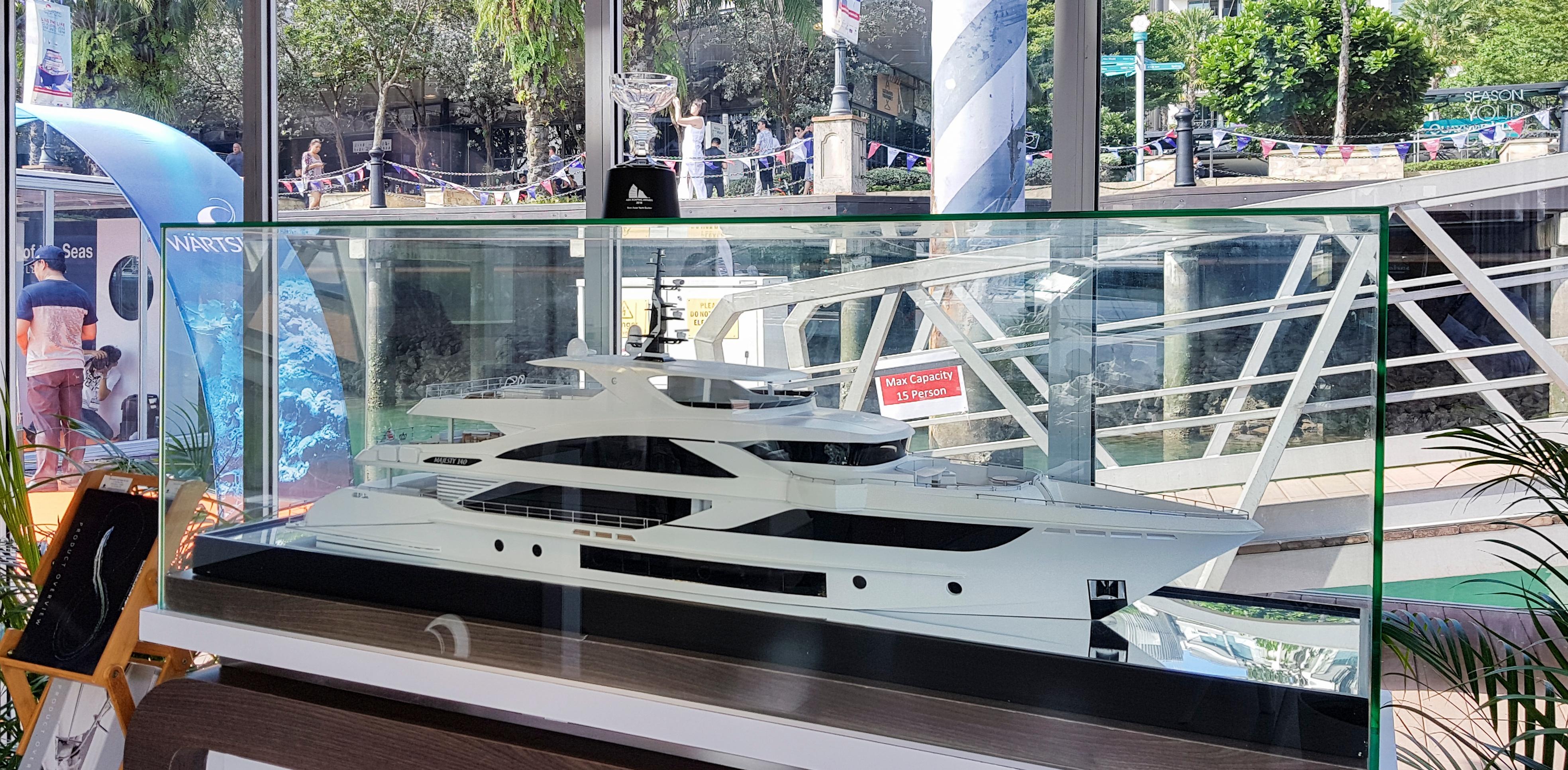 Gulf Craft at Singapore Yacht Show 2018 Day 1 (5).jpg