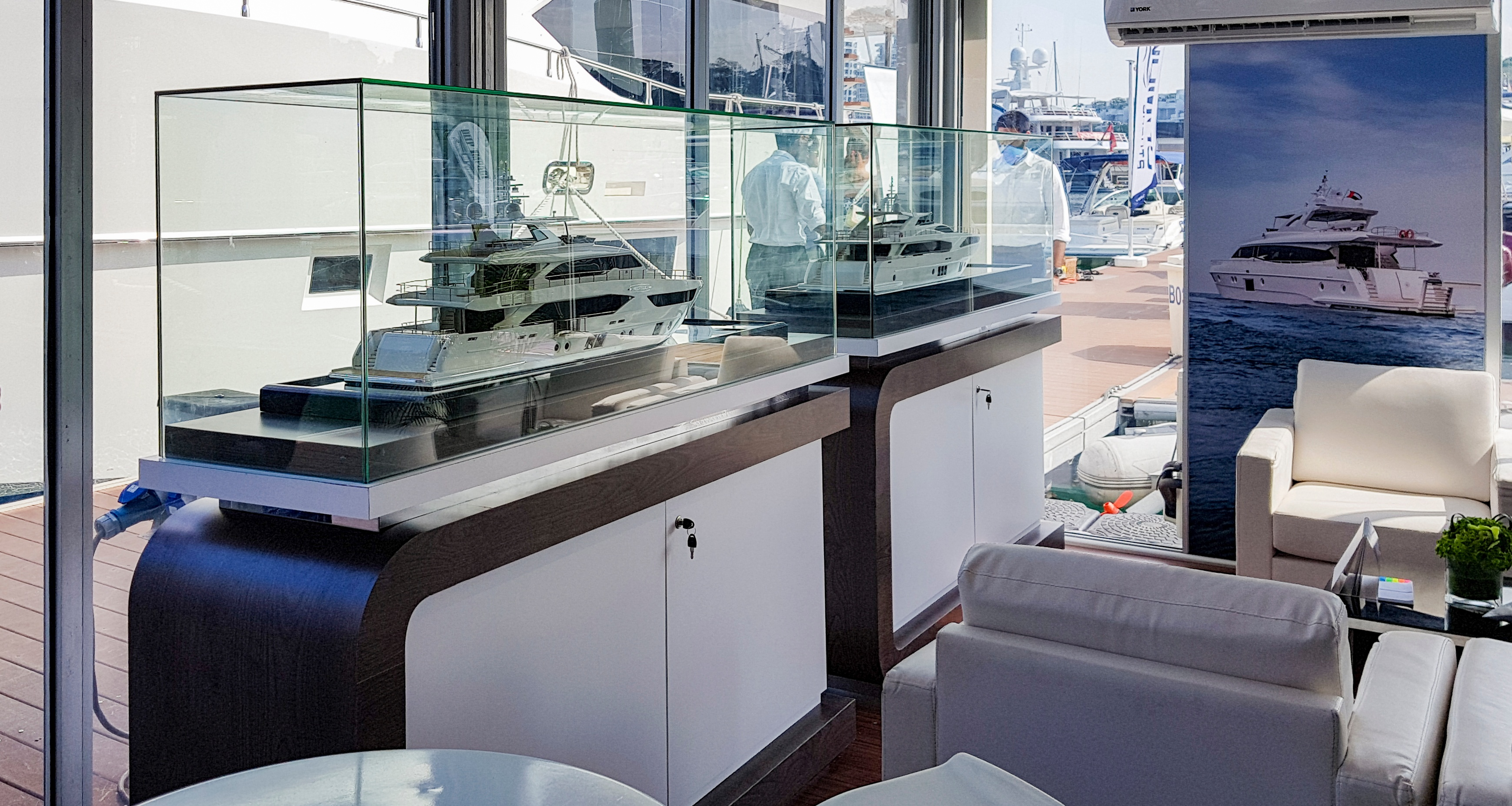 Gulf Craft at Singapore Yacht Show 2018 Day 1 (8).jpg
