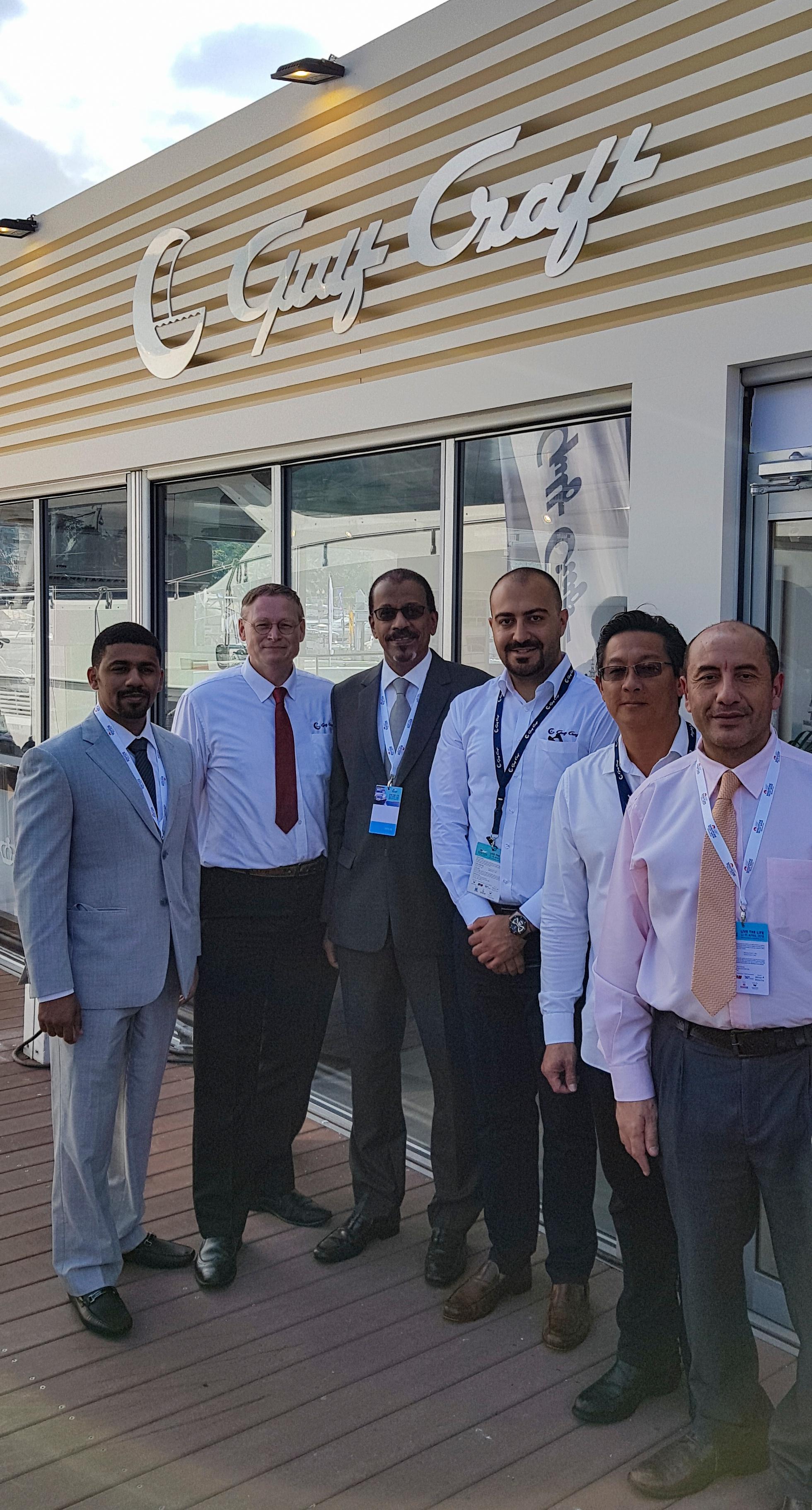 Gulf Craft at Singapore Yacht Show 2018 Day 1 (9).jpg