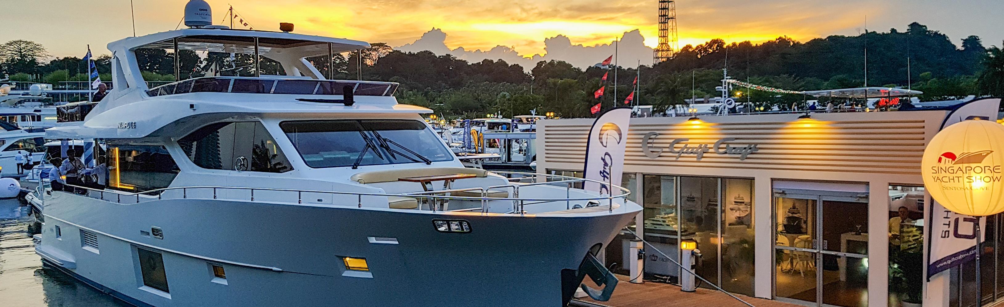 Gulf-Craft,-Singapore-Yacht-Show-2018-3