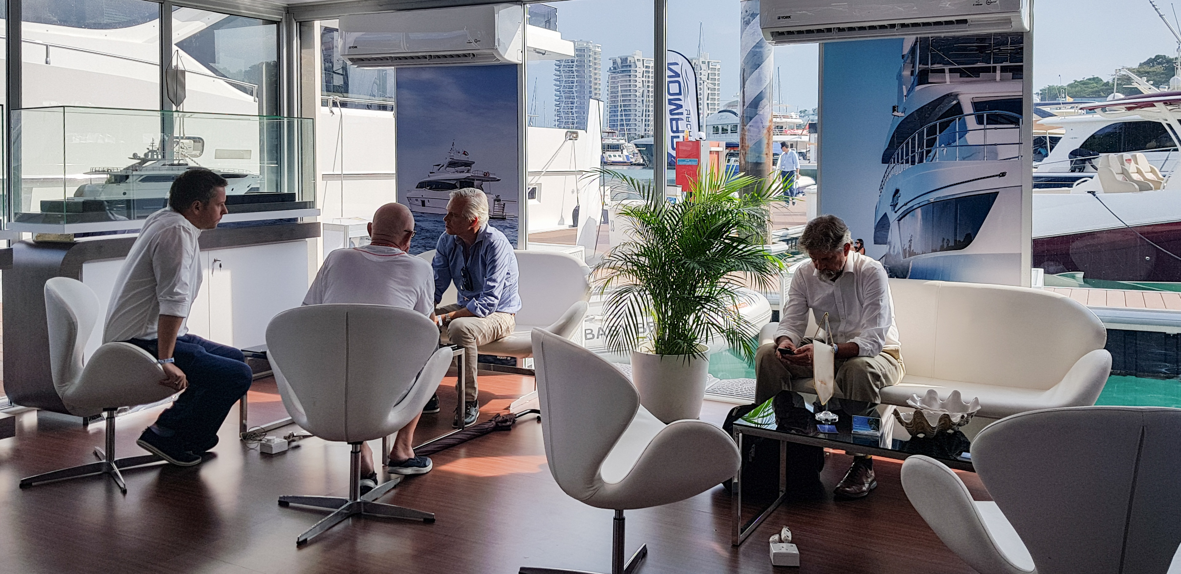 Gulf Craft at Singapore Yacht Show 2018 Day 2 (1).jpg