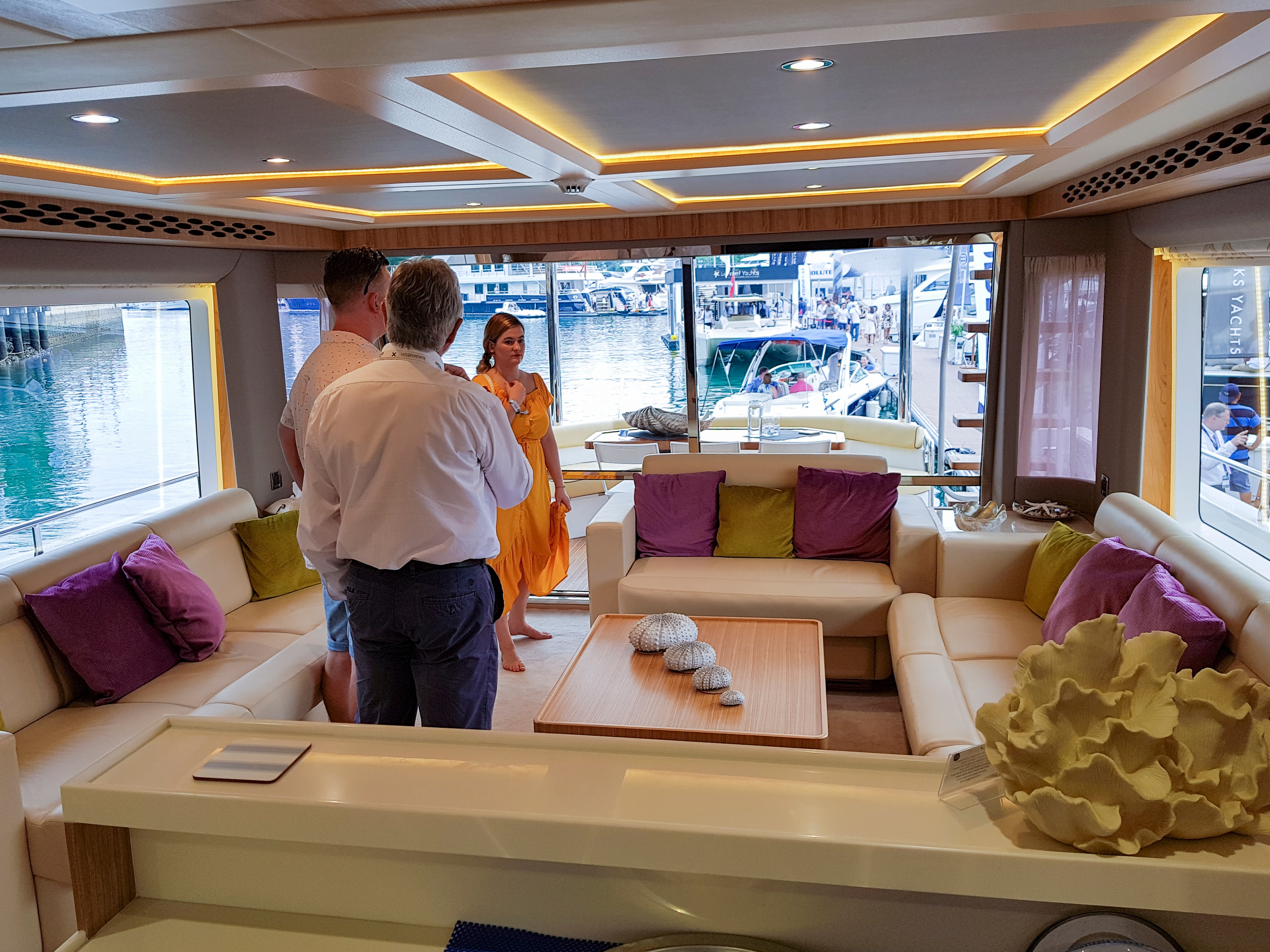 Gulf Craft at Singapore Yacht Show 2018 Day 3 (10).jpg
