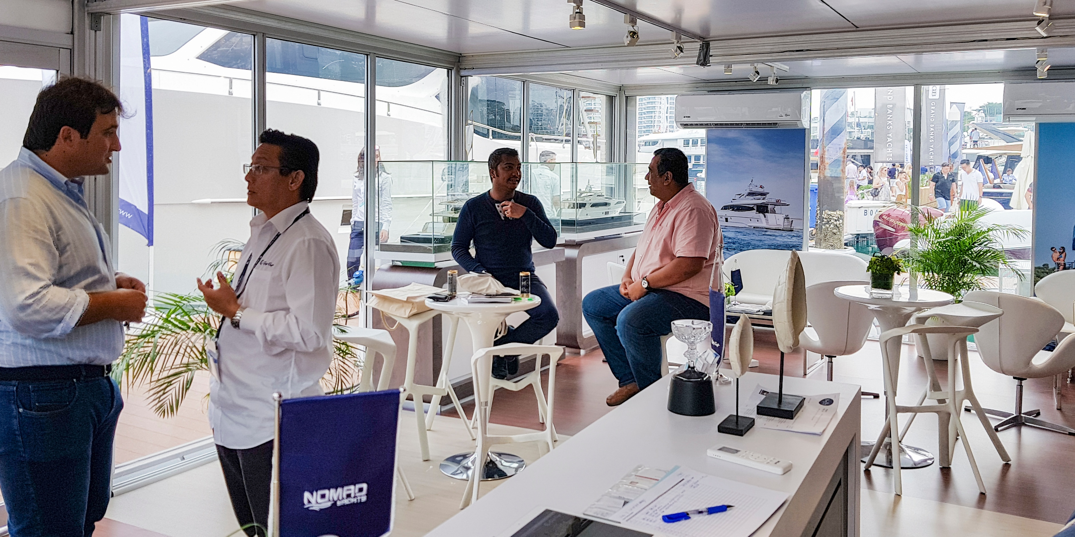 Gulf Craft at Singapore Yacht Show 2018 Day 3 (3).jpg
