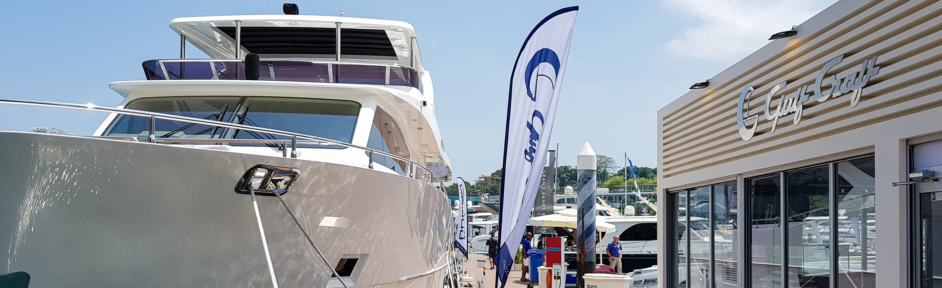 Gulf-Craft,-Singapore-Yacht-Show-2018-2