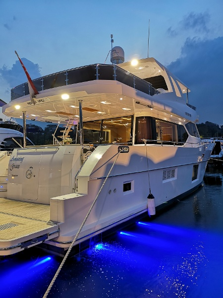 Gulf Craft at Singapore Yacht Show 2019 (1)-1
