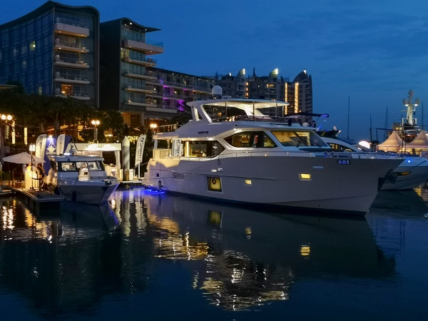 Gulf Craft at Singapore Yacht Show 2019 (2)-1