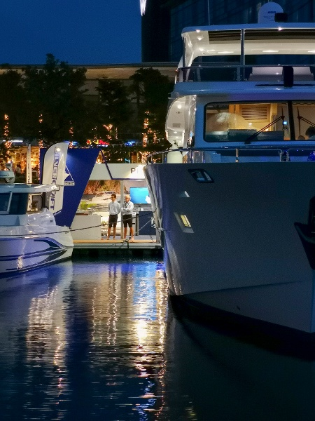 Gulf Craft at Singapore Yacht Show 2019 (3)-1