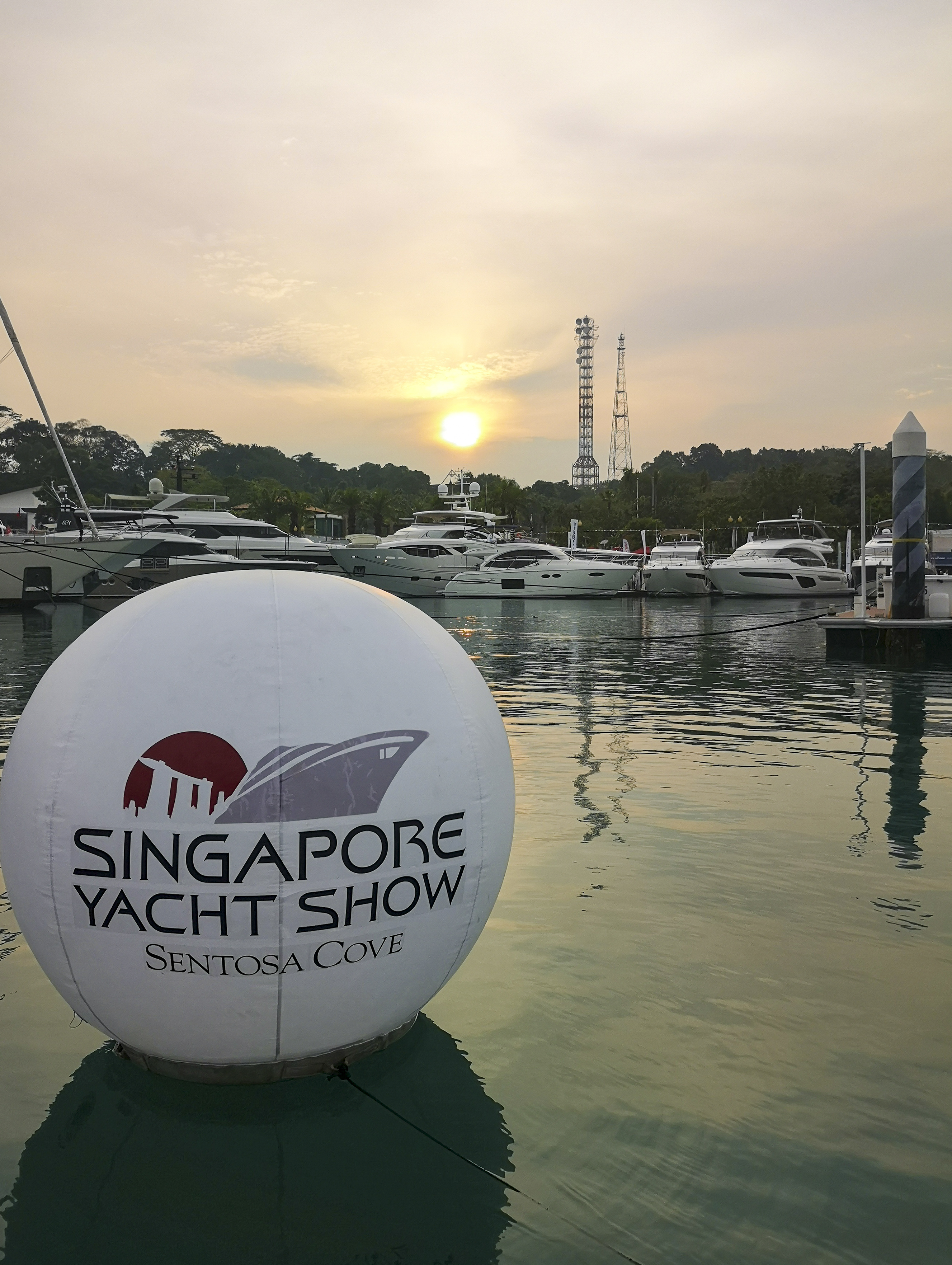 Gulf Craft at Singapore Yacht Show 2019 (7)