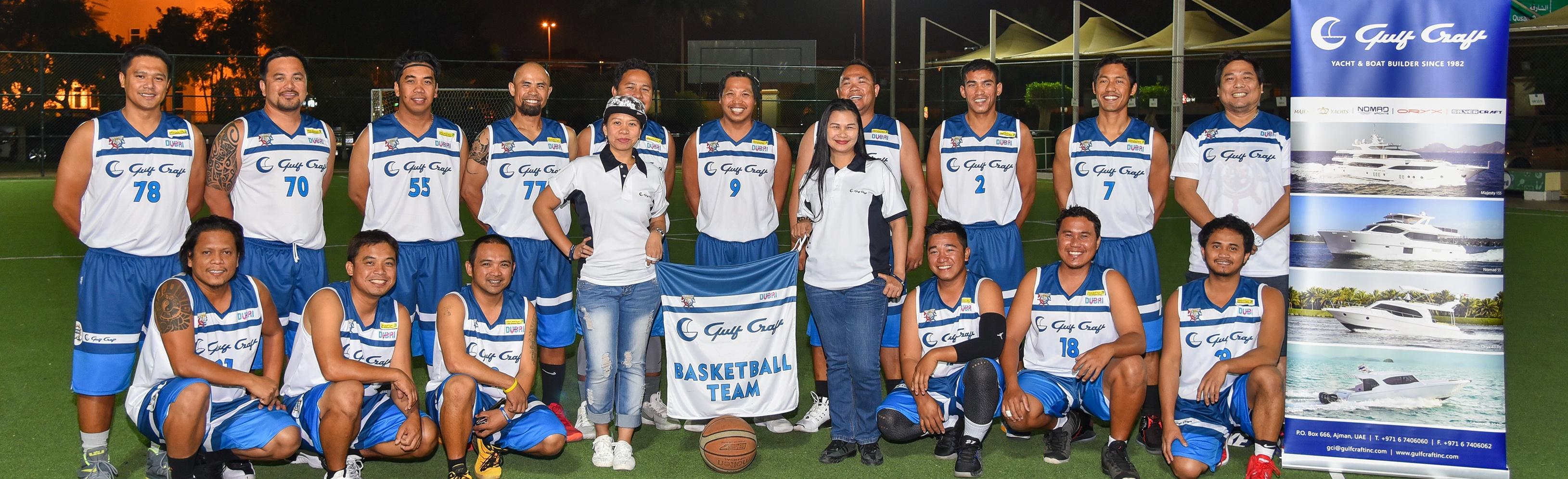 Basketball-Team