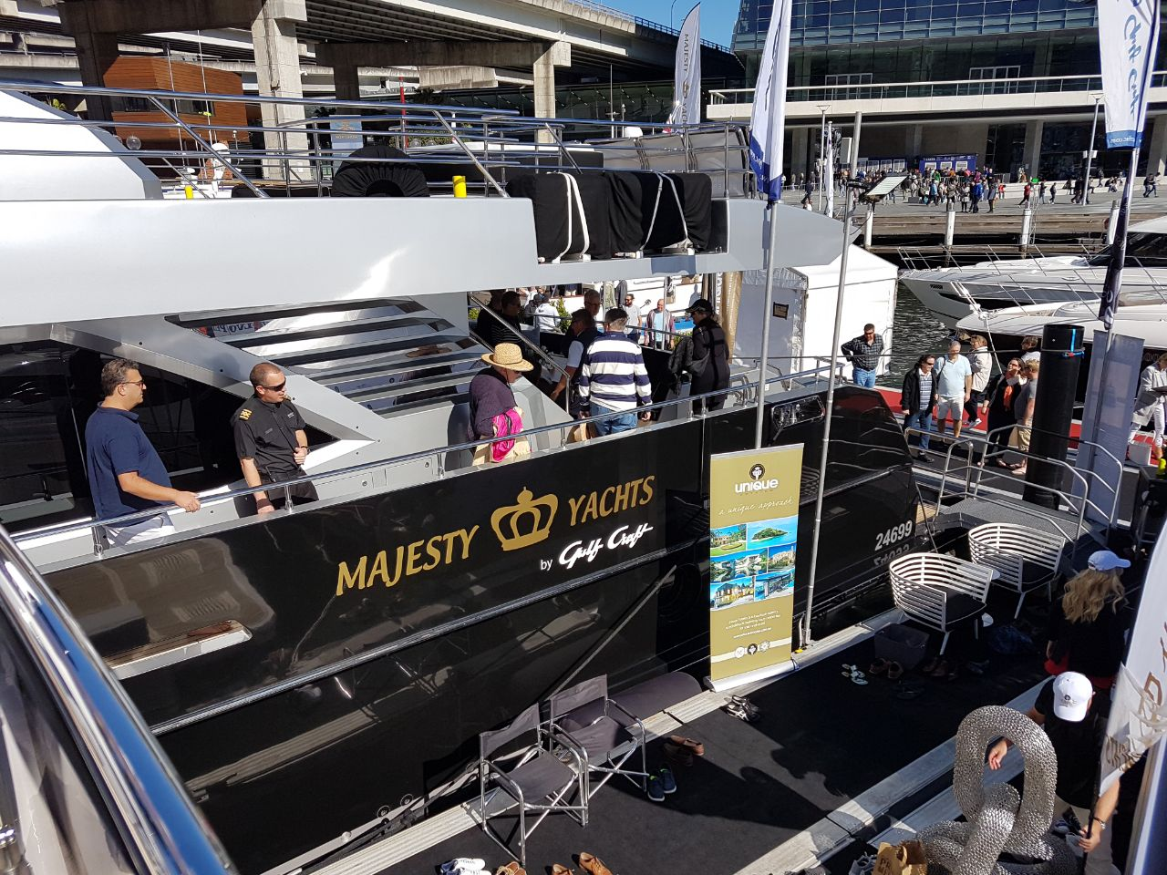 Day 3- Gulf Craft at the Sydney International Boat Show 2017 (4).jpg