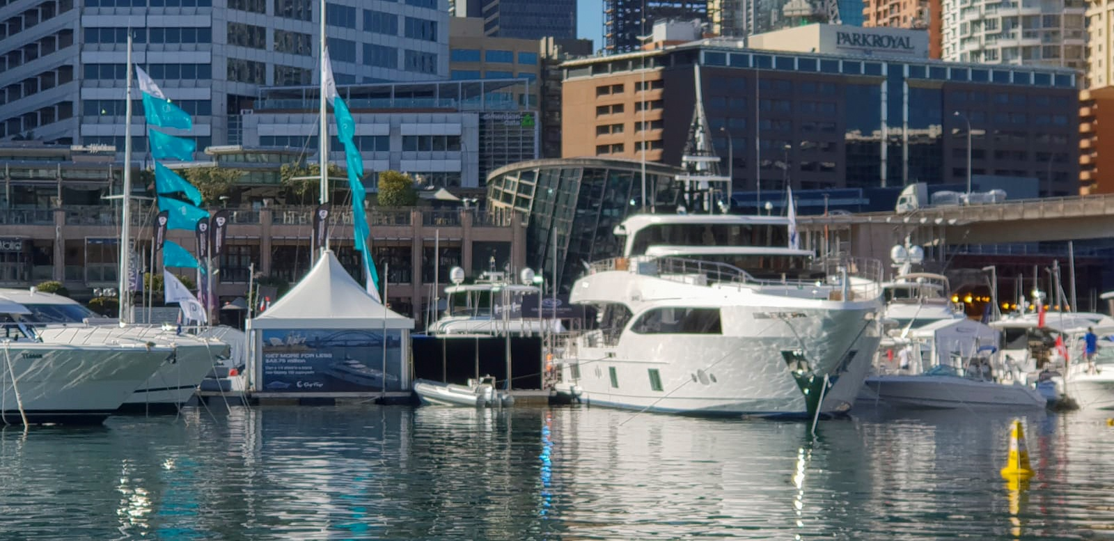 Gulf Craft at Sydney International Boat Show 2018 (1).jpg